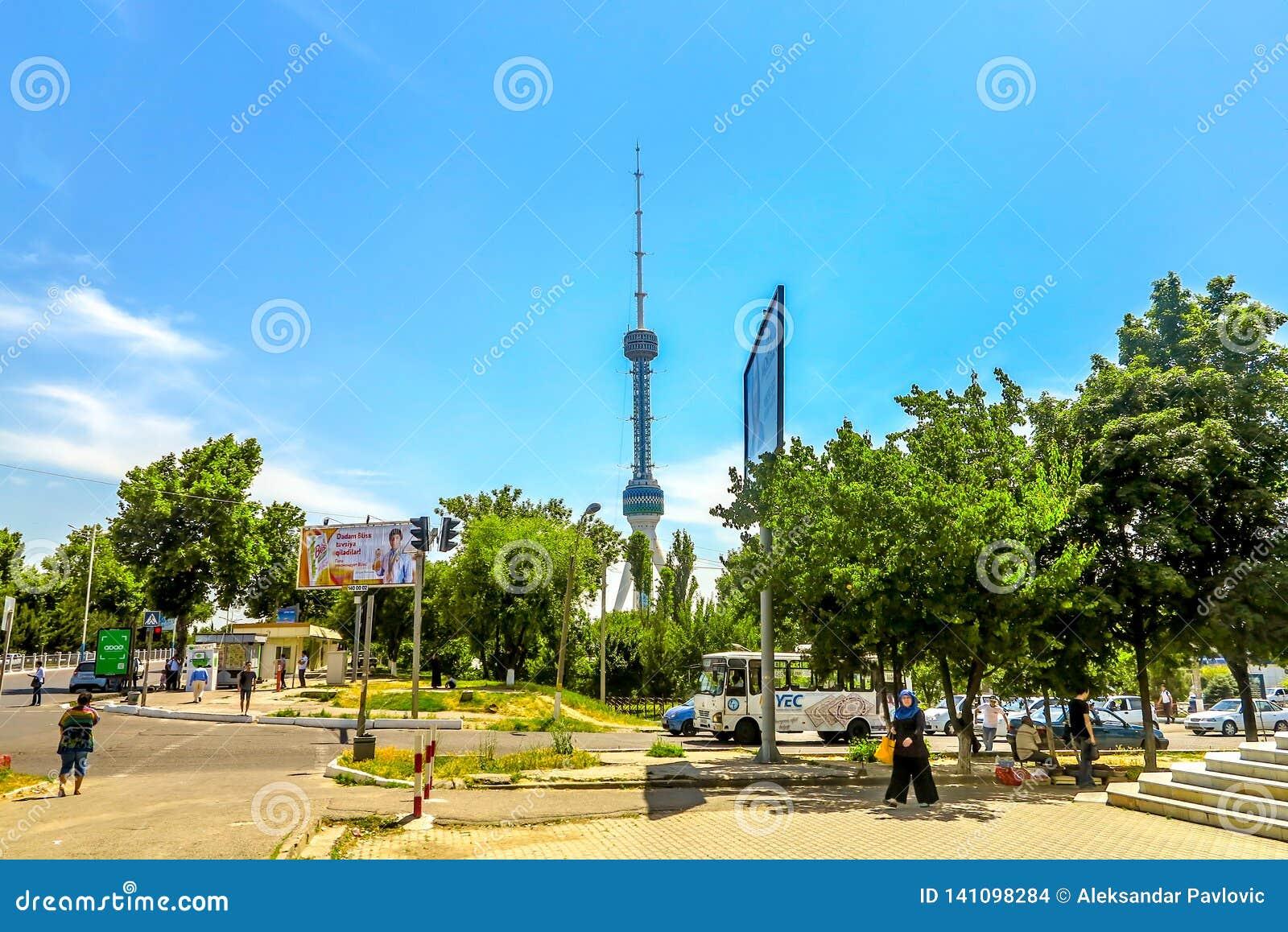 Πύργος TV της Τασκένδης