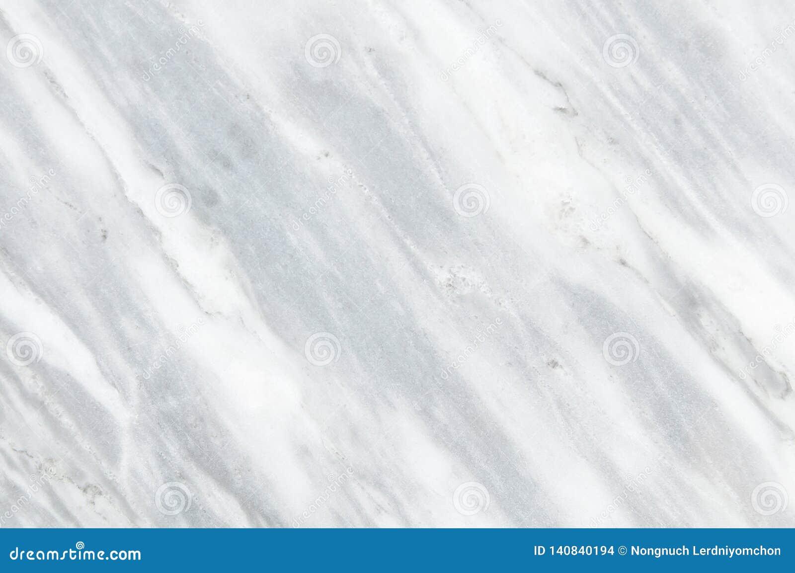 Белый или светлый - серая мраморная каменная предпосылка Белый мрамор, фон текстуры кварца Светлая картина стены и мрамора панели