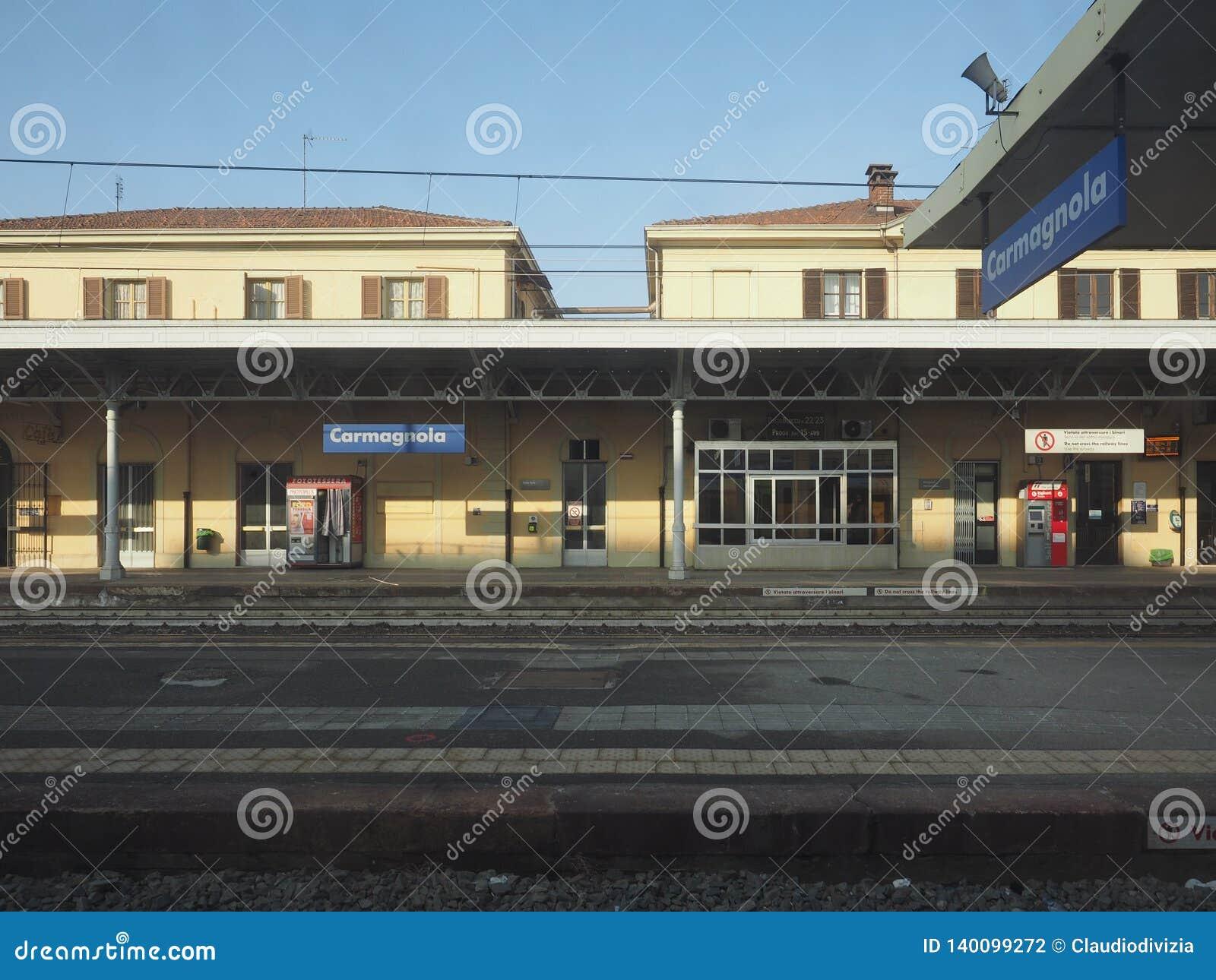 Вокзал Carmagnola