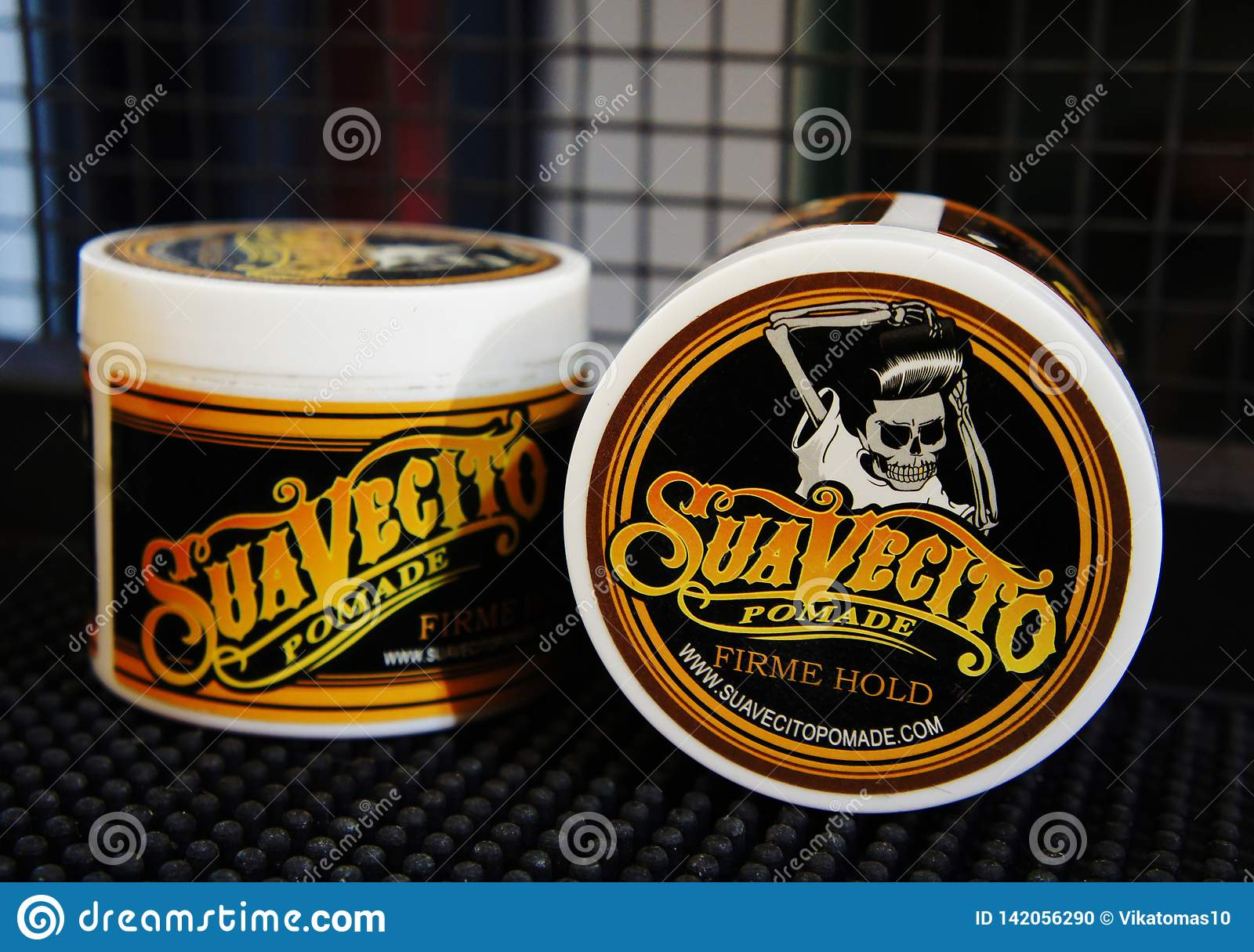 Гель для мужского дизайна - SuaVecito Владение firme pomade SuaVecito сильное ультрамодный дизайн парикмахерскаи