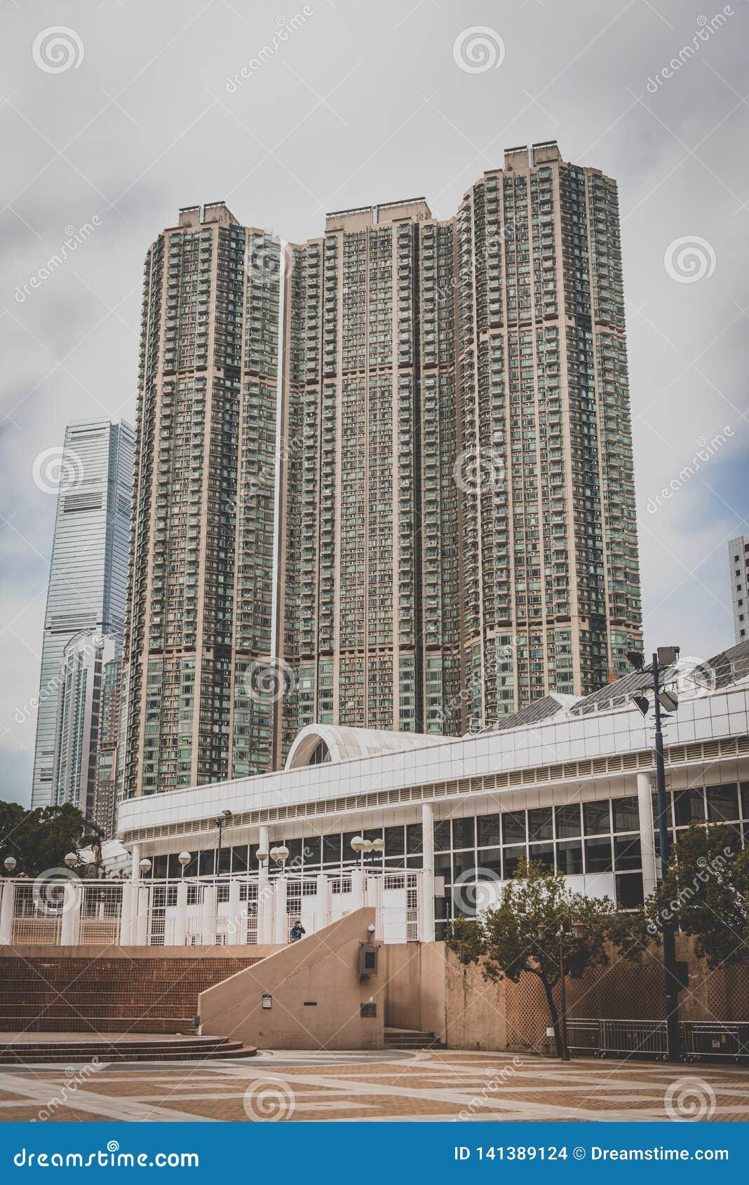 Гонконг, ноябрь 2018 - красивый город