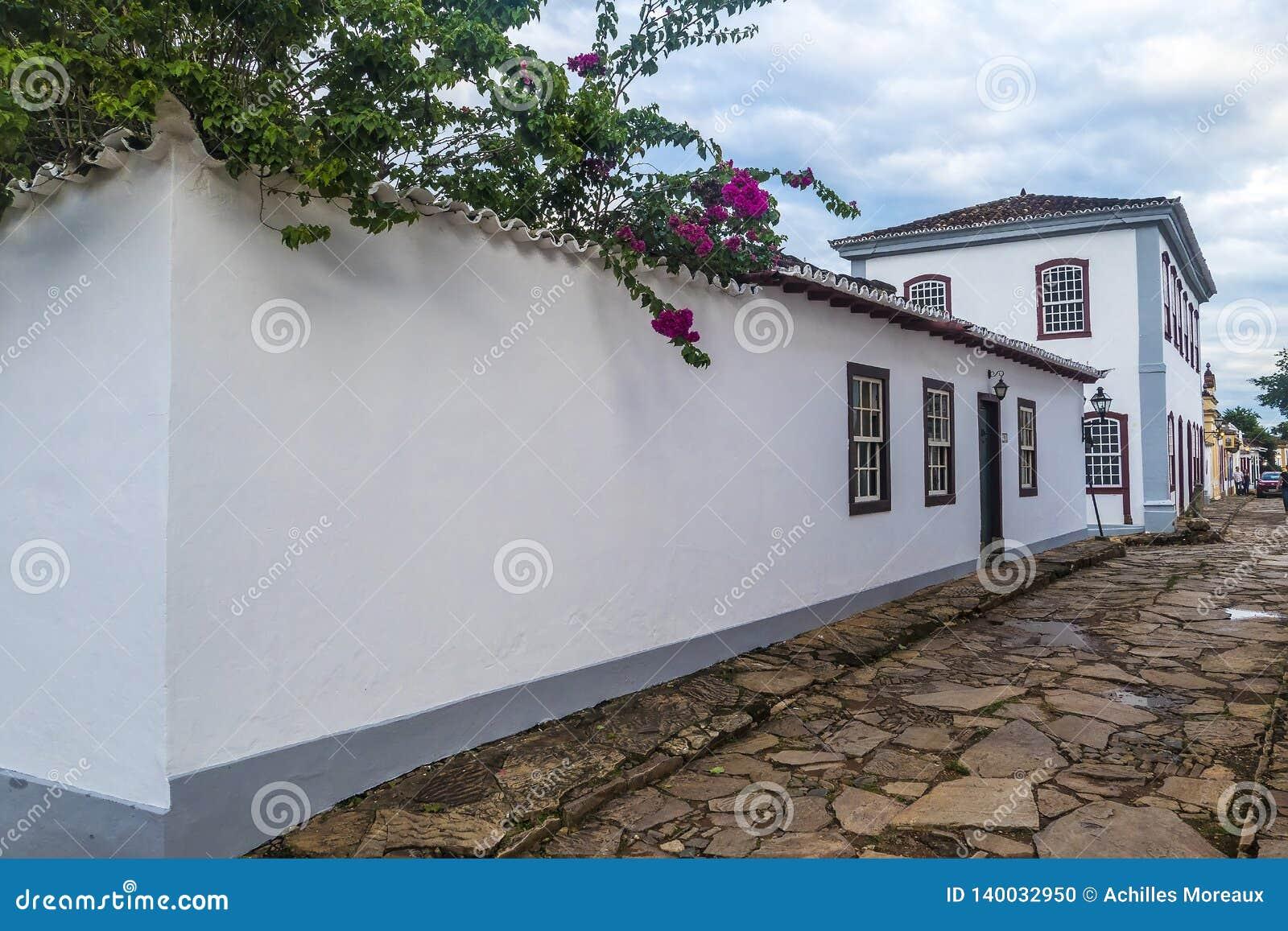 Здание общежития Tiradentes