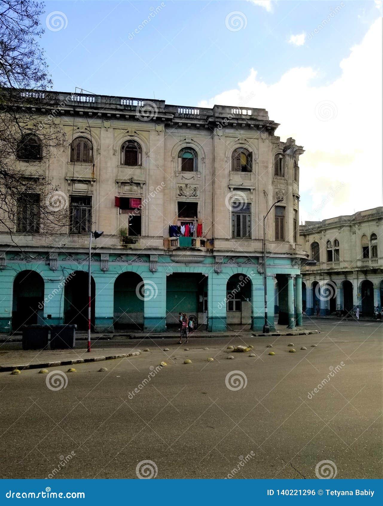 Интересовать на улицах Гаваны