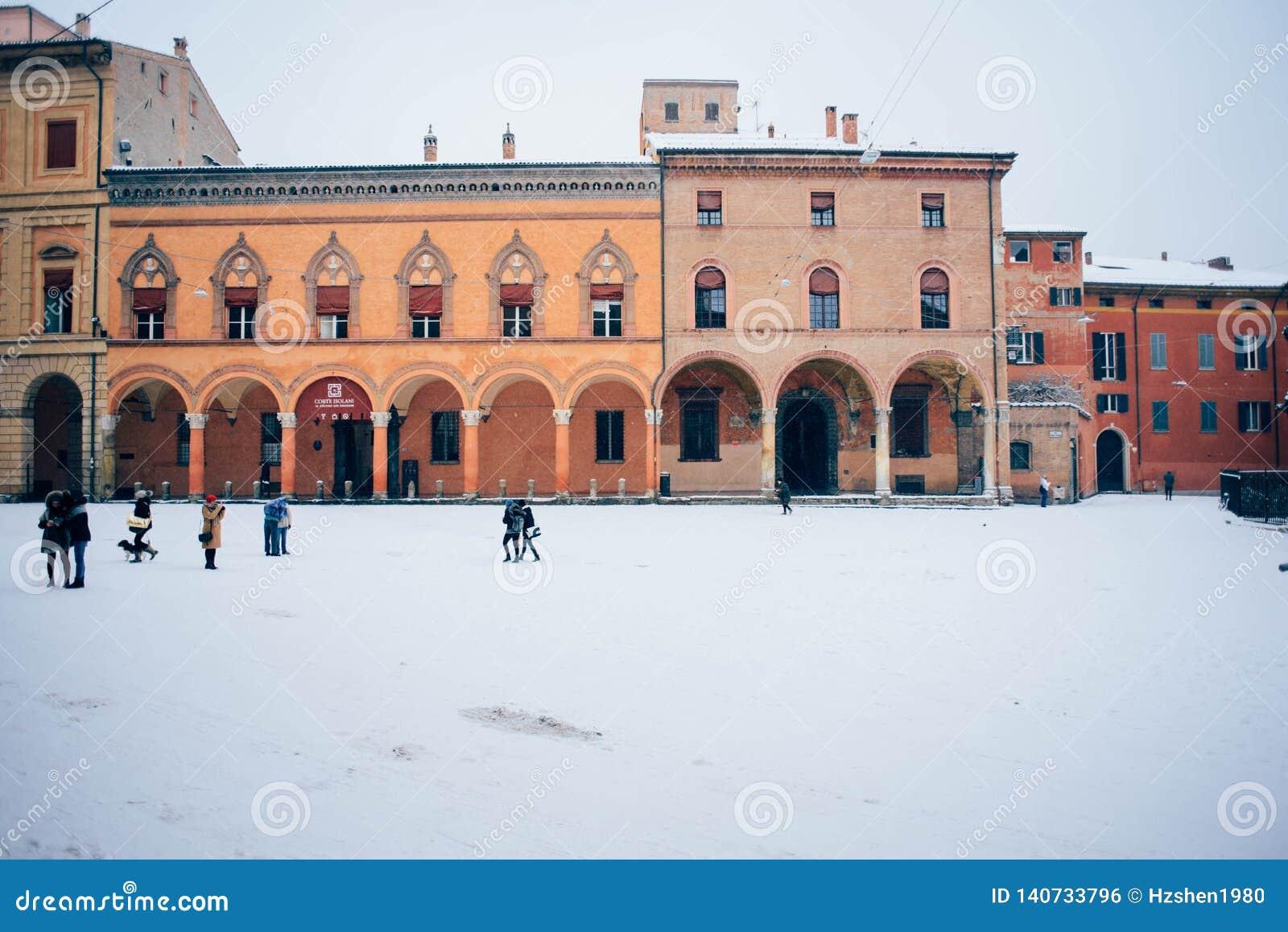 квадрат stefano santo болонья Италии