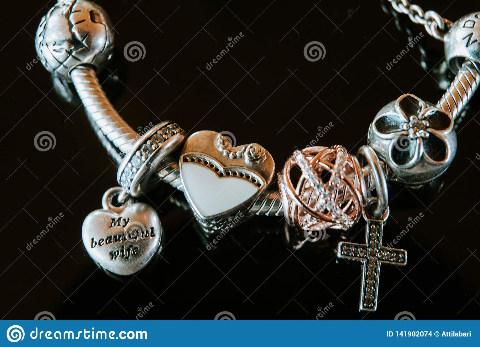 Красивый женский подарок свадьбы браслета