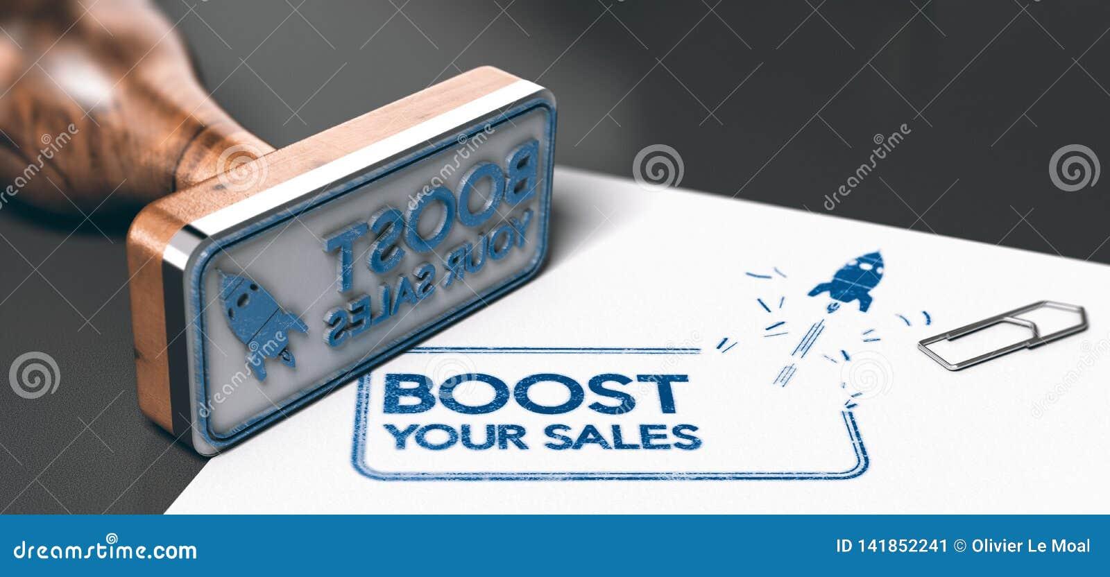 Концепция дела или маркетинга, поддерживает ваши продажи