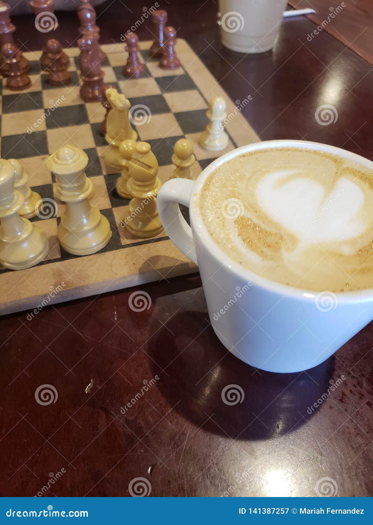 Кофе & шахматы