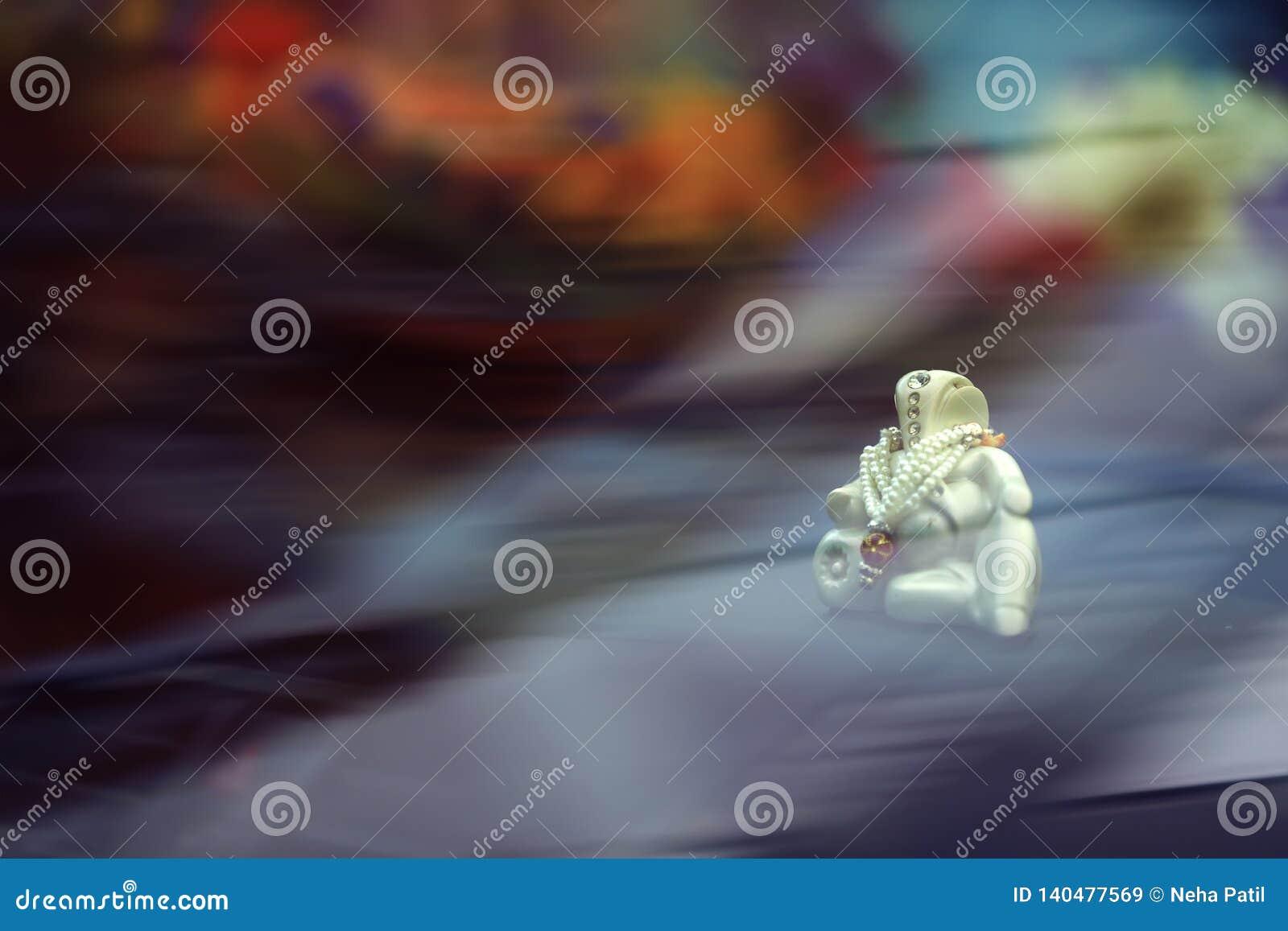 Лорд Ganesha, фестиваль Ganesha