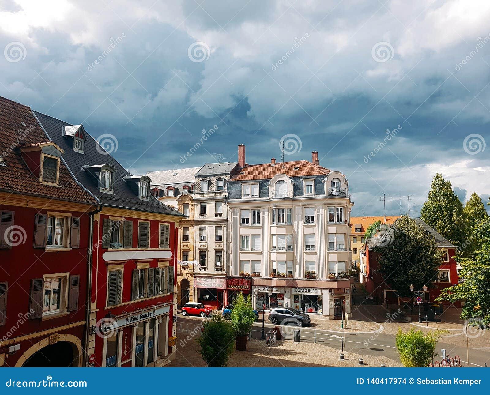 Место de Ла конкорд Франция