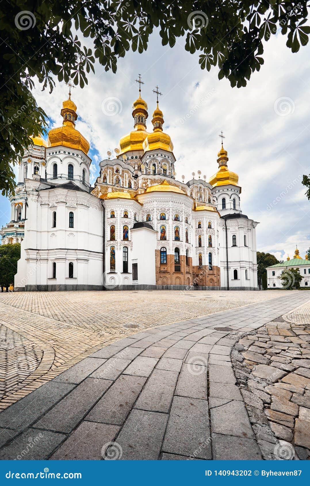 Православная церков церковь Киева Pechersk Lavra