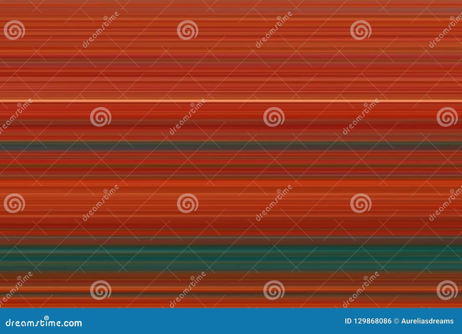 Ð ¡ horyzontalnych linii olorful abstrakcjonistyczny jaskrawy tło, tekstura w czerwieni i zieleni brzmienia,