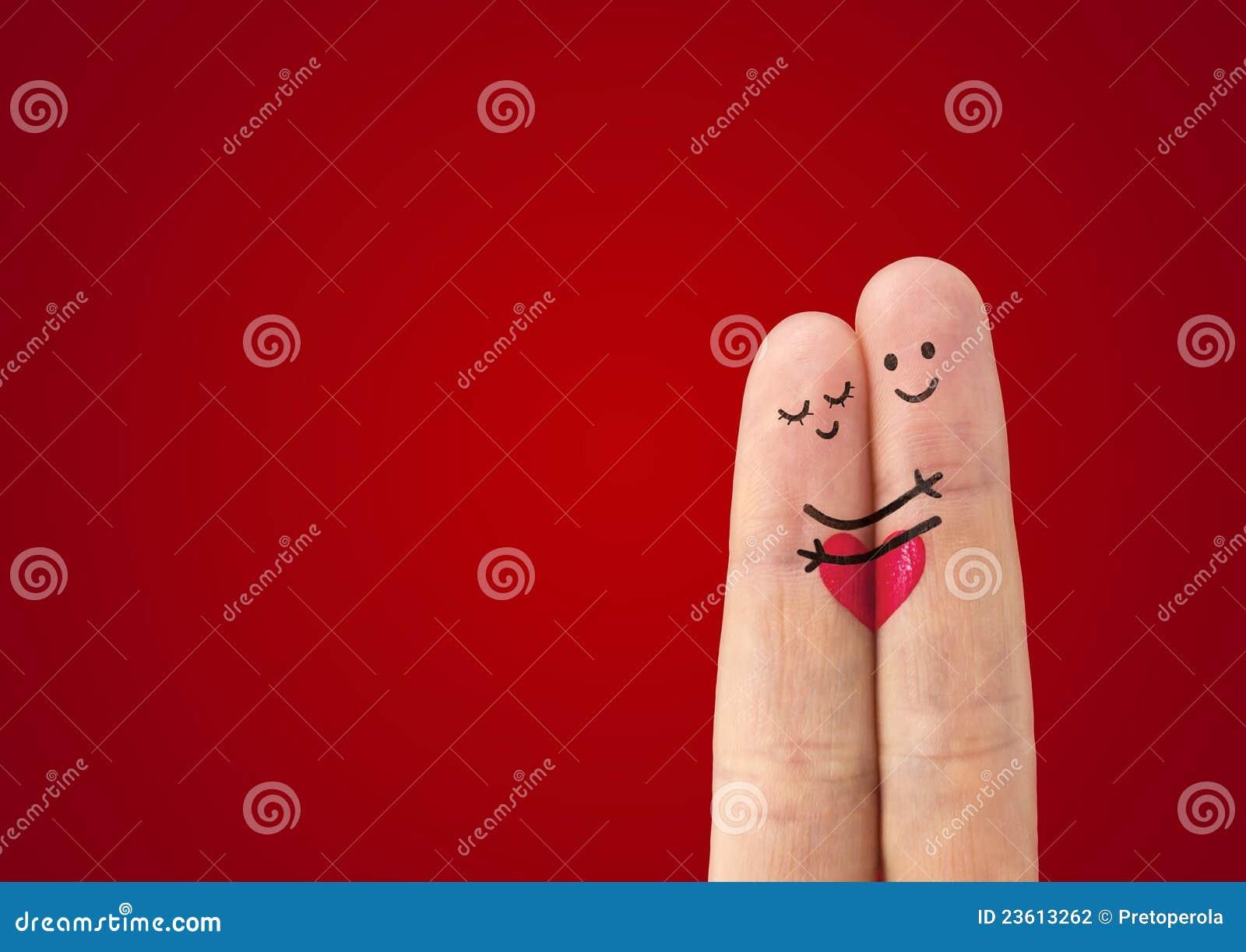 Ð glückliche Paare in der Liebe