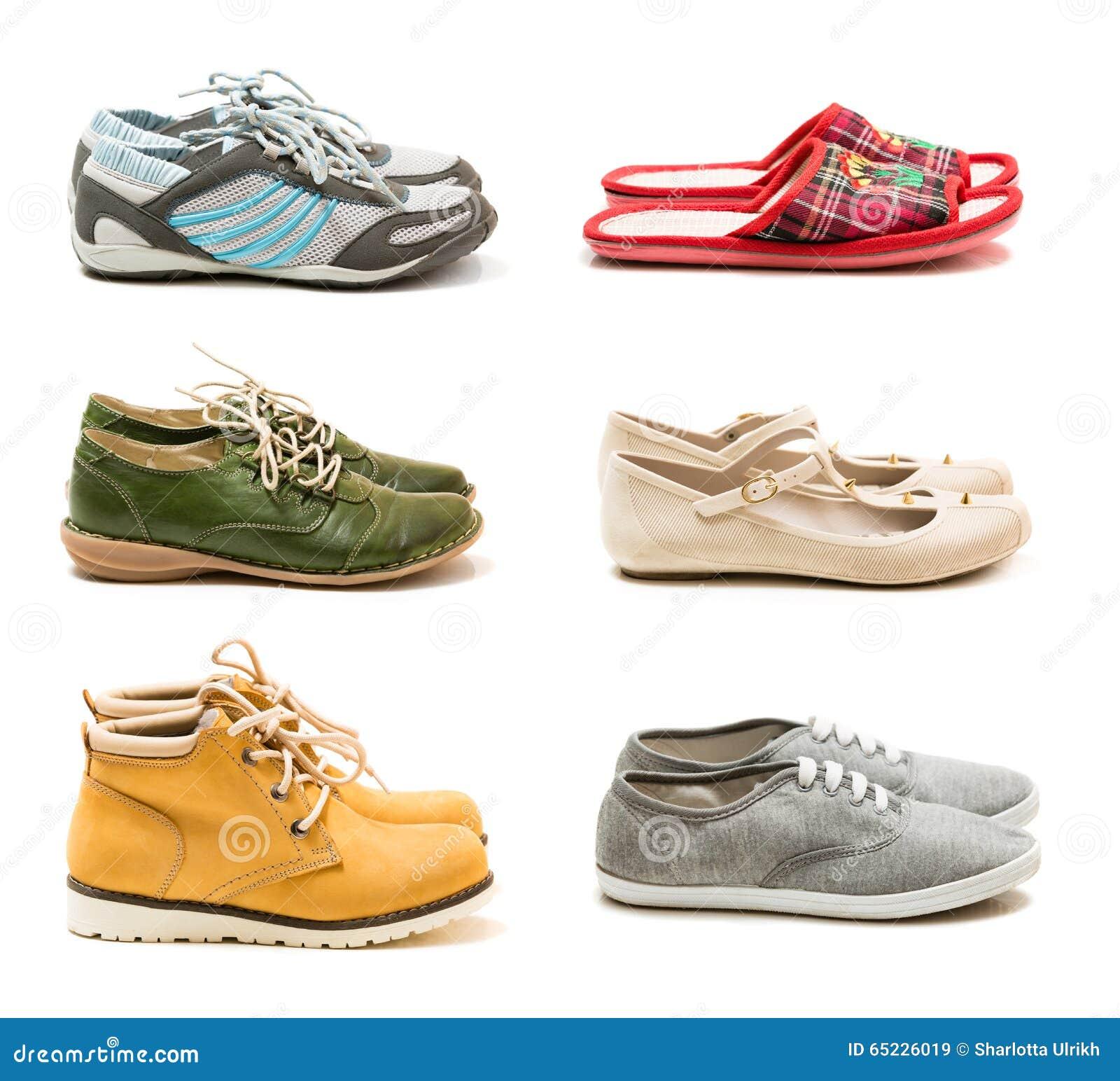 Ð ¡ ollection wygodni przypadkowi buty