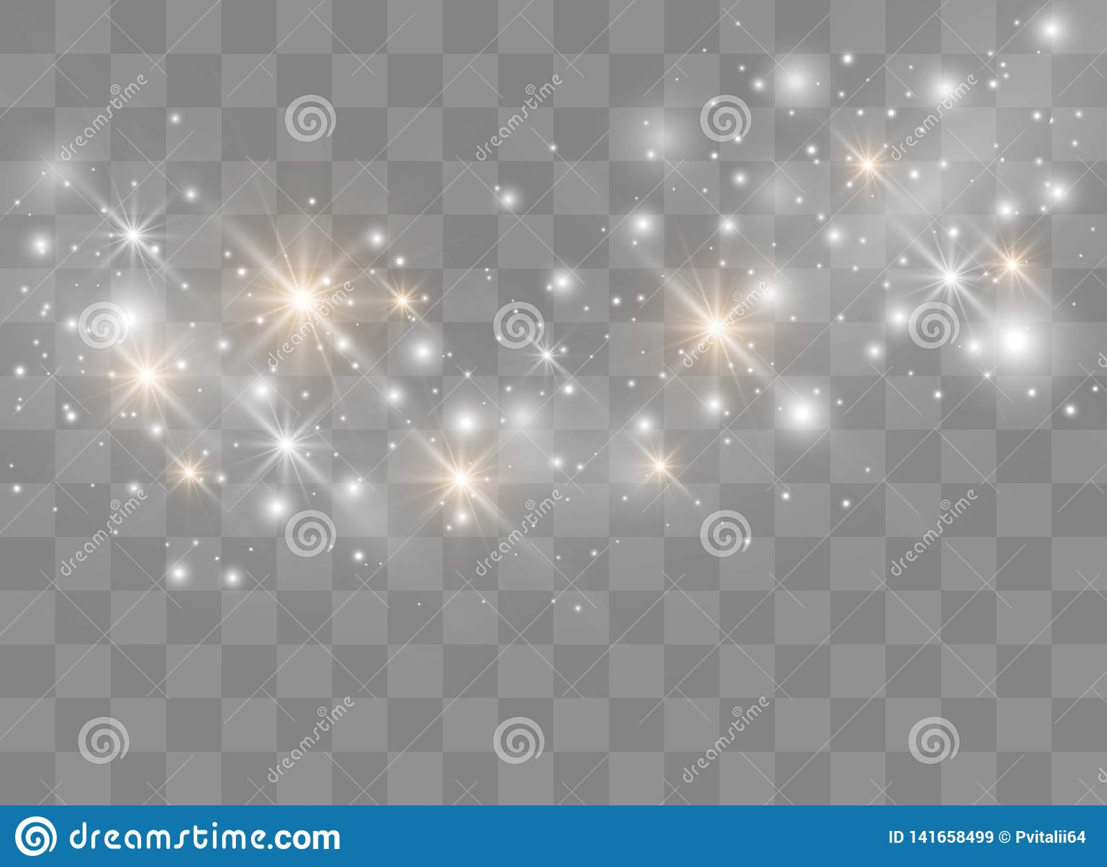 Световой эффект яркого блеска искр особенный Вектор сверкнает на прозрачной предпосылке Картина рождества абстрактная Сверкная во