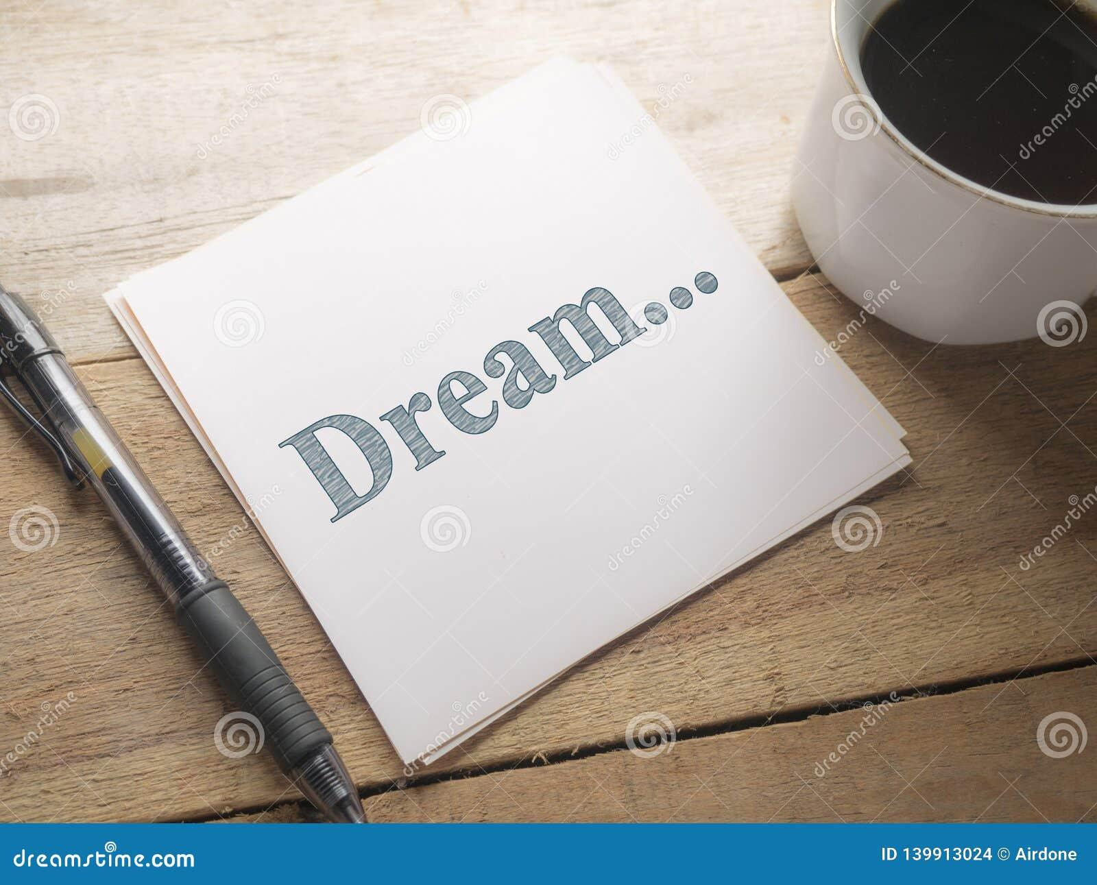 сновидение Концепция оформления слов