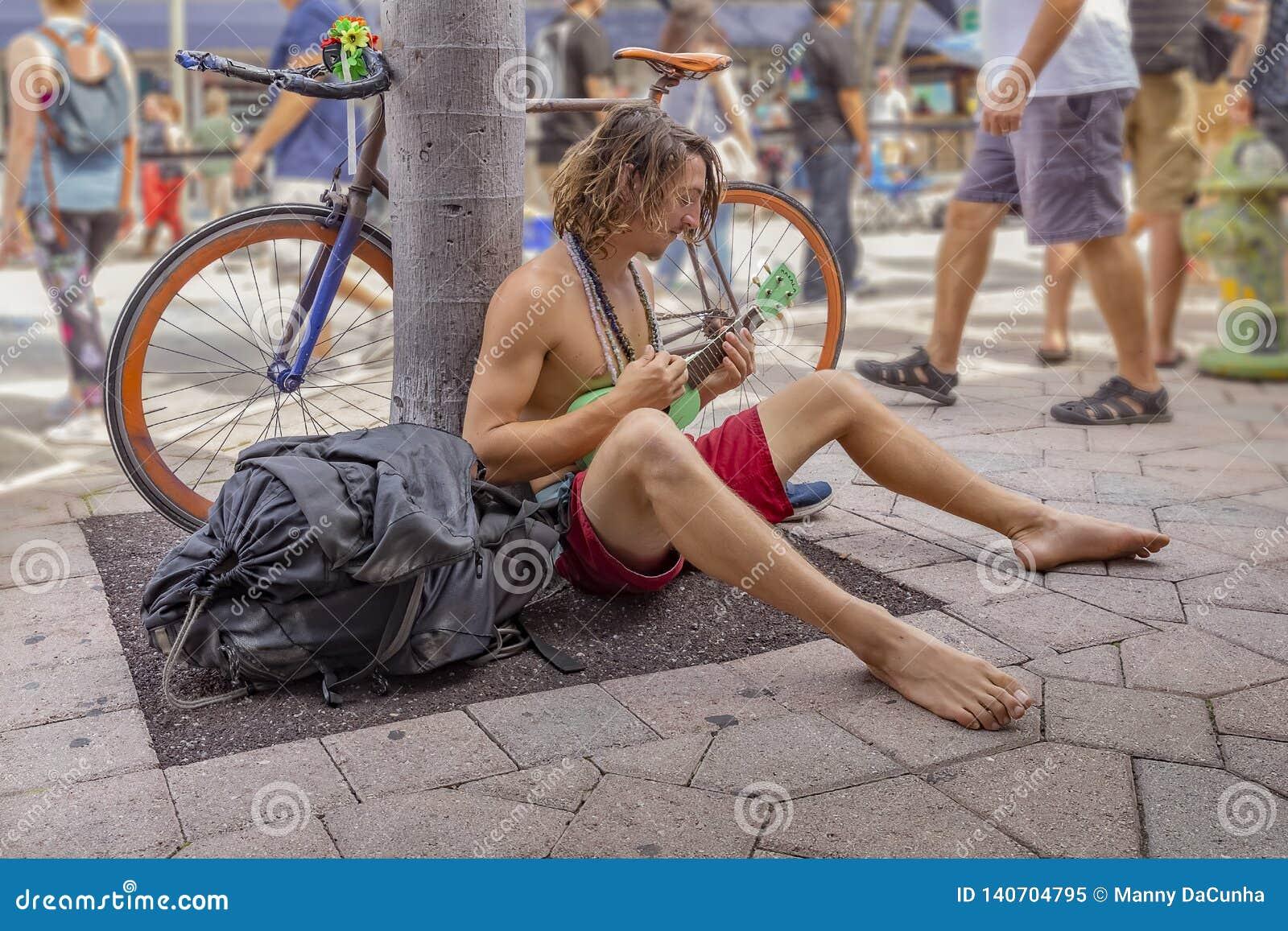 Стоимость озера, Флорида, США сказочное 23-24, 25Th ежегодный фестиваль картины улицы 2019