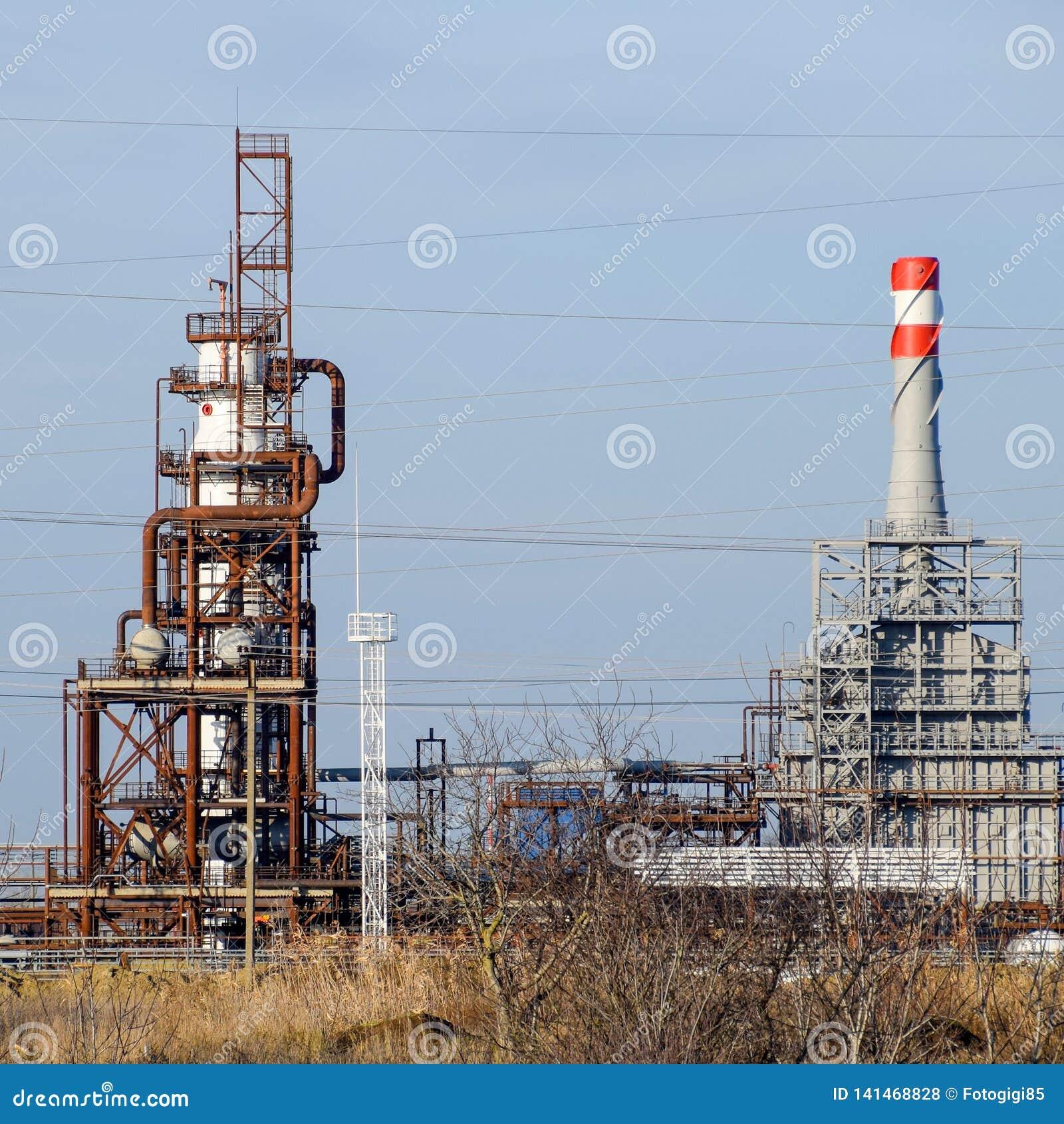 Столбец глубоко обрабатывать топлива Печь для топлива горючего топочного мазута Обрабатывать топлива Рафинировка масла