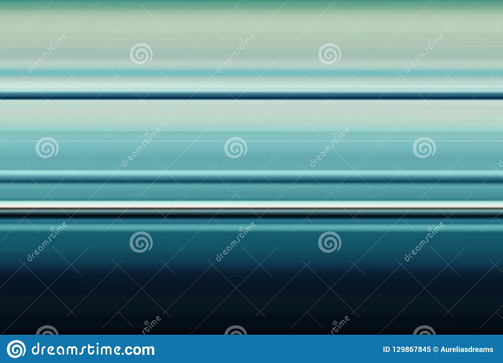 Сolorful abstract bright horizontal lines background, texture in blue tones.