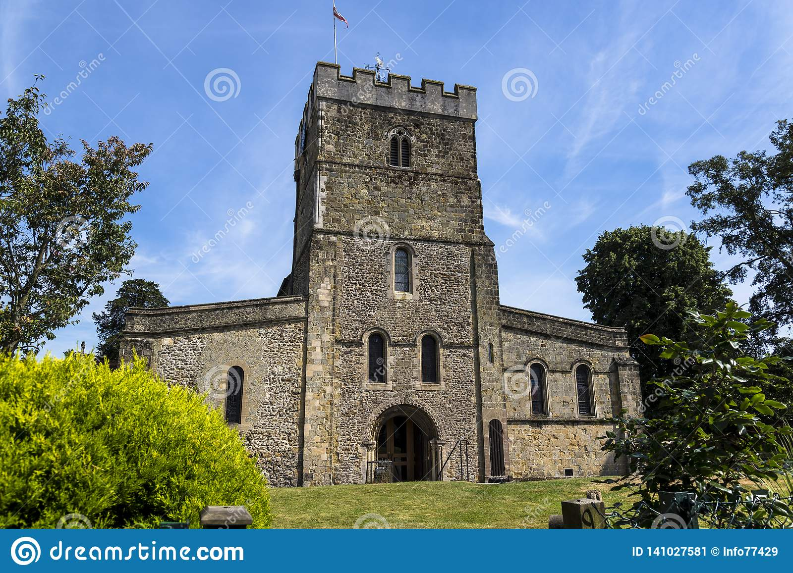 Церковь Питер, Petersfield, Хемпшир, Англия, Великобритания