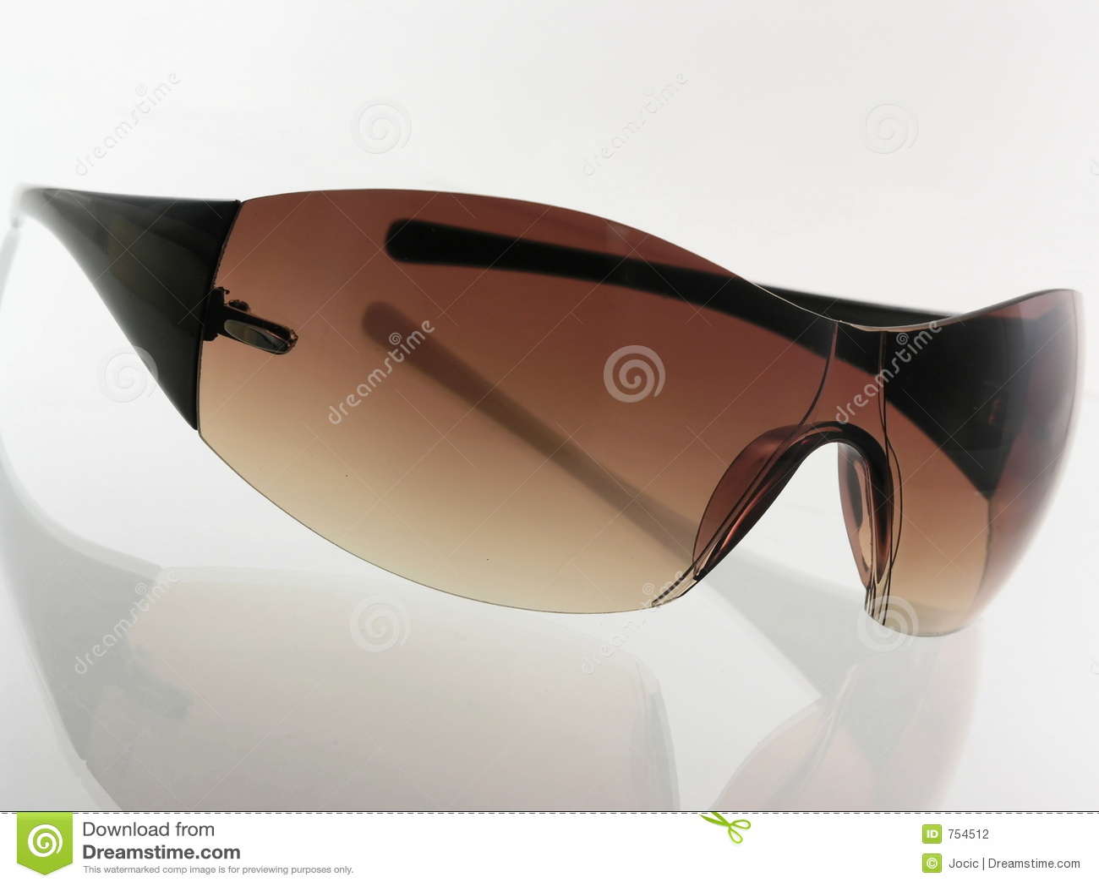 Óculos de sol à moda