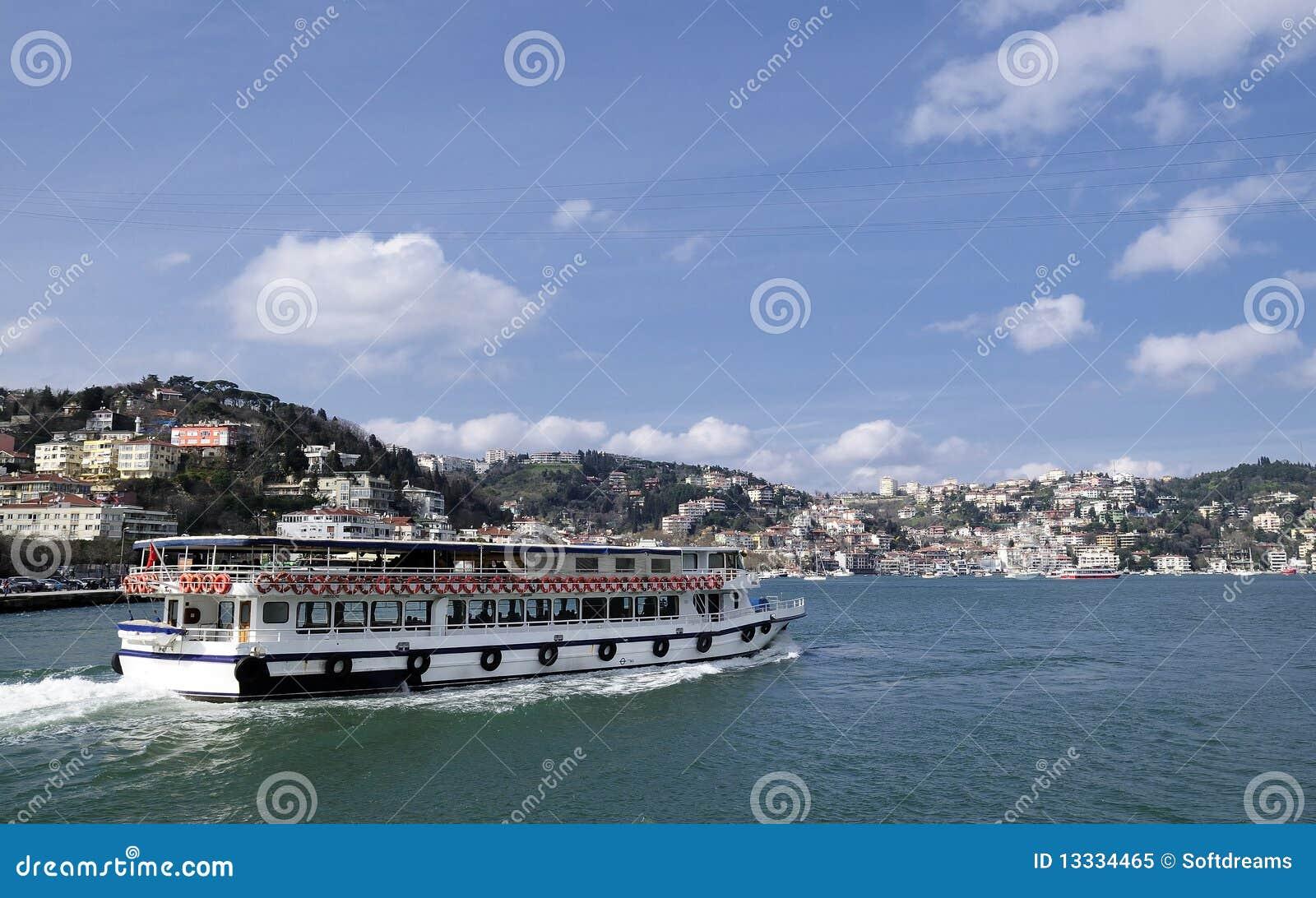 łódkowaty bosphorus