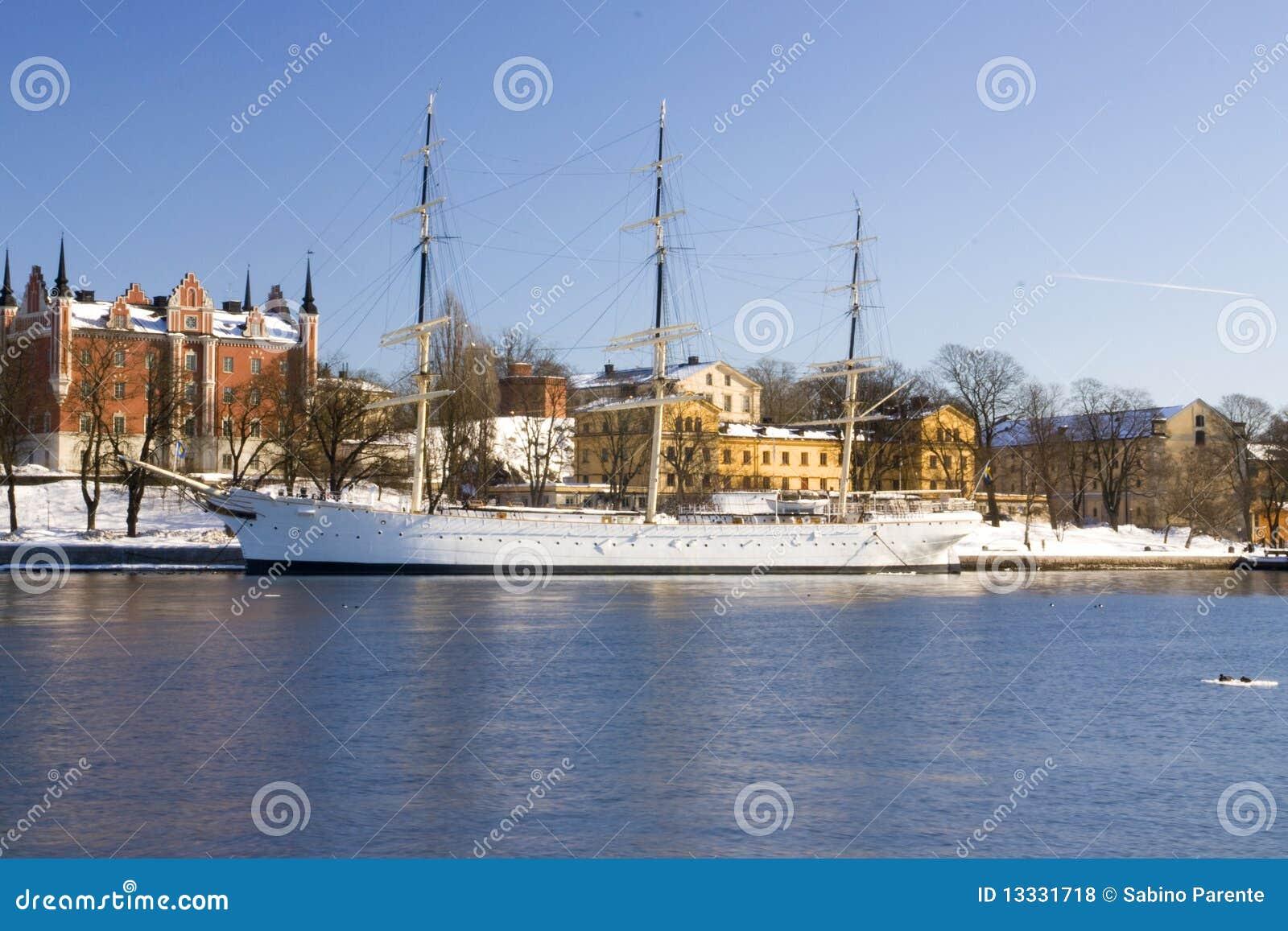 łódkowaty Stockholm