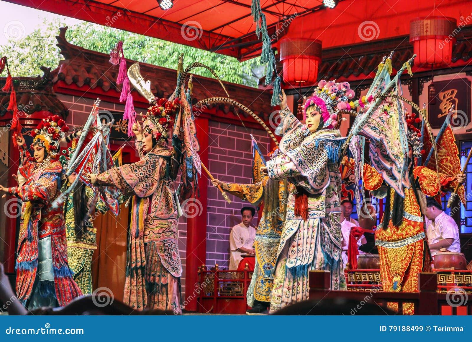 Ópera china