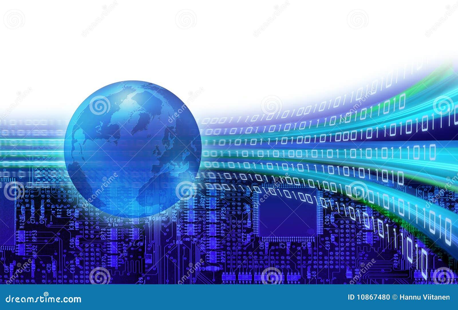 Órbitas de la información global