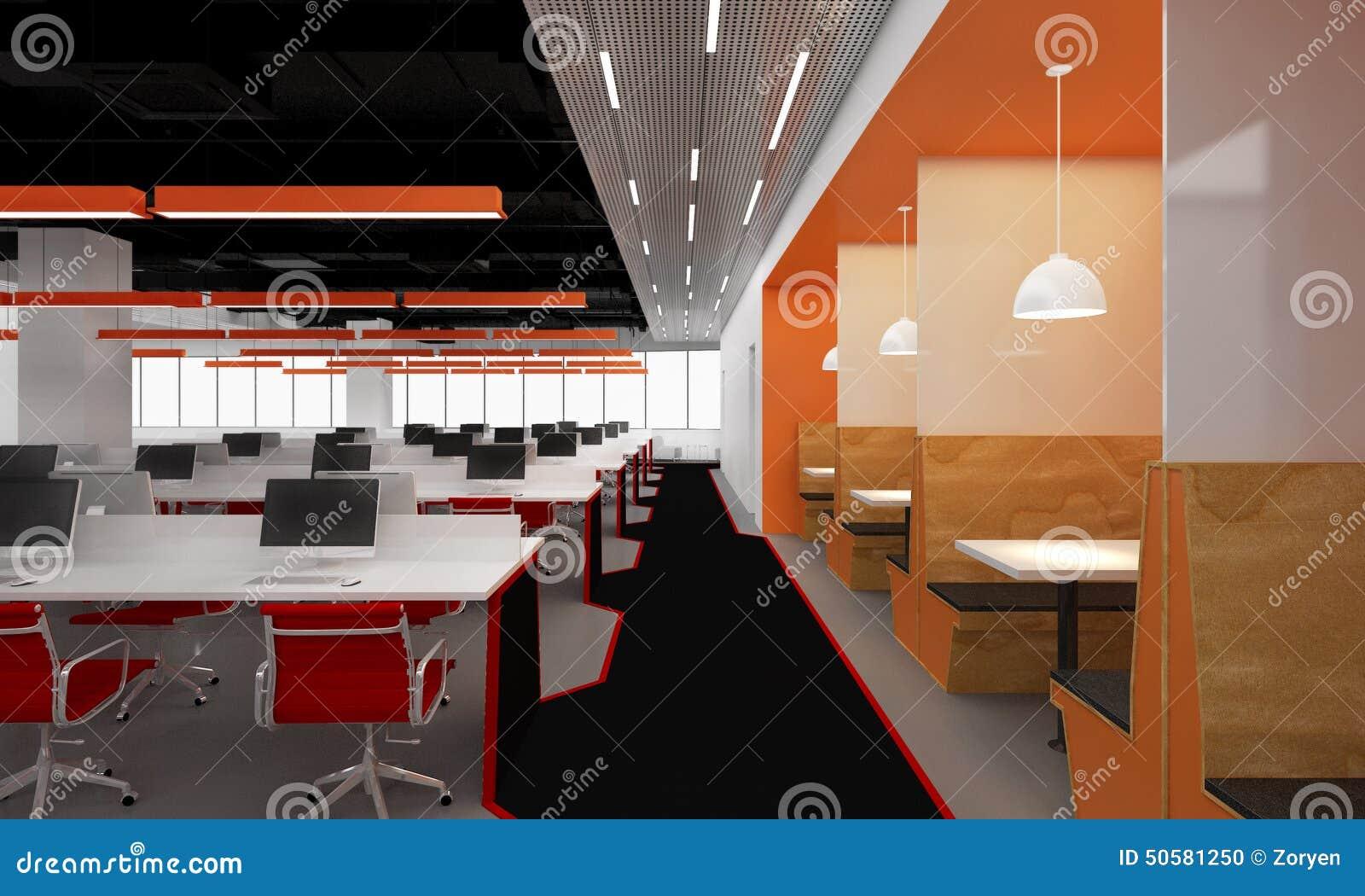 Öffnen Sie Büro