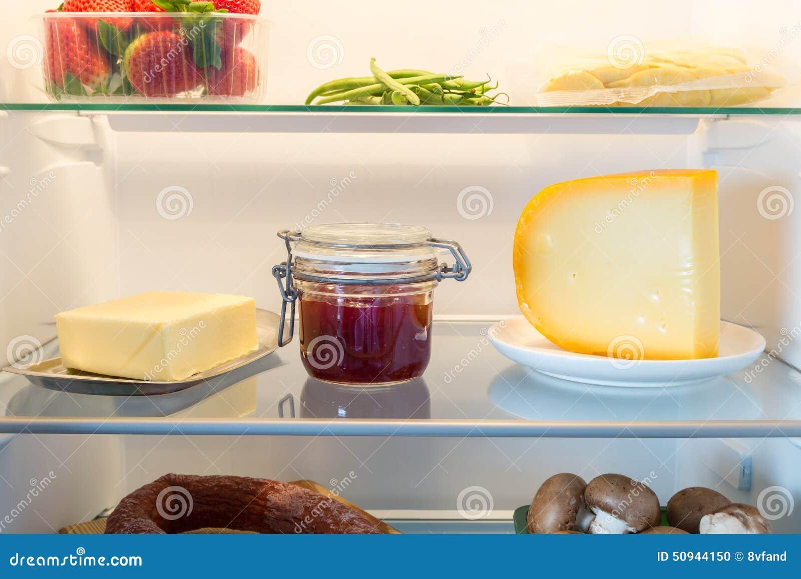 Lebensmittel öffnen