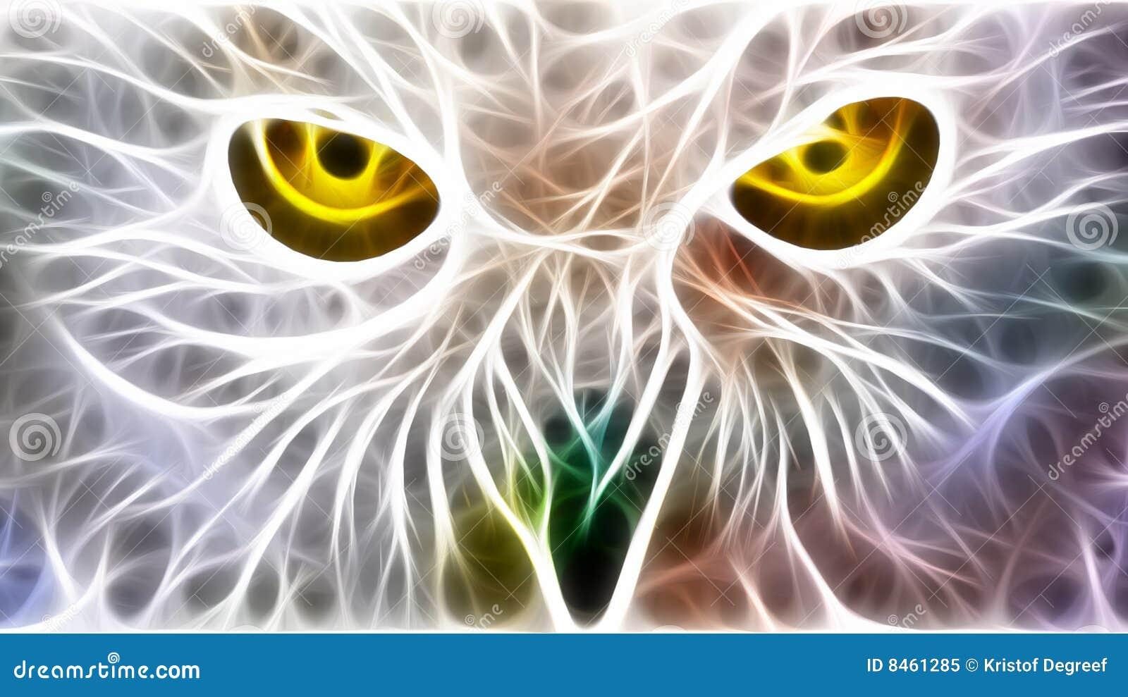 ögon som jag spionerar