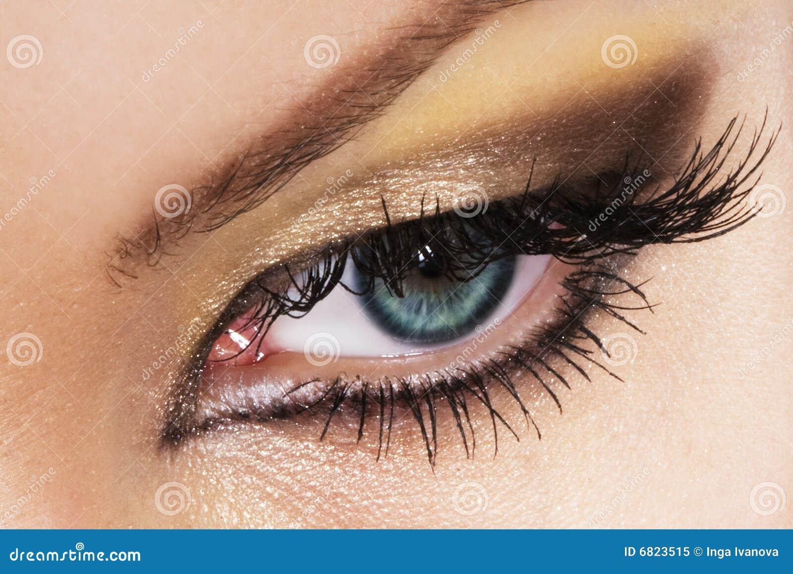 ögonkvinna