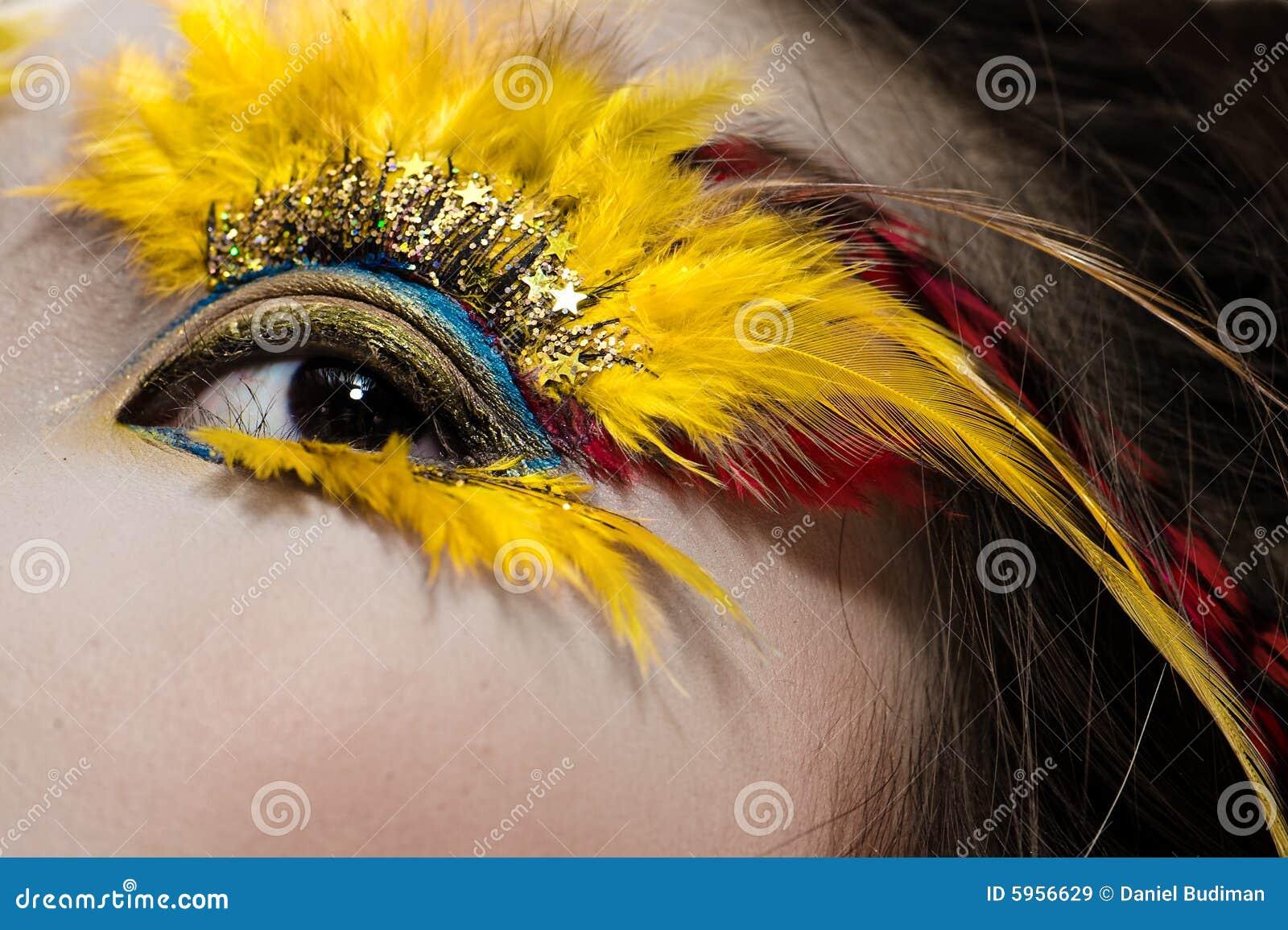ögonmakrodeltagare