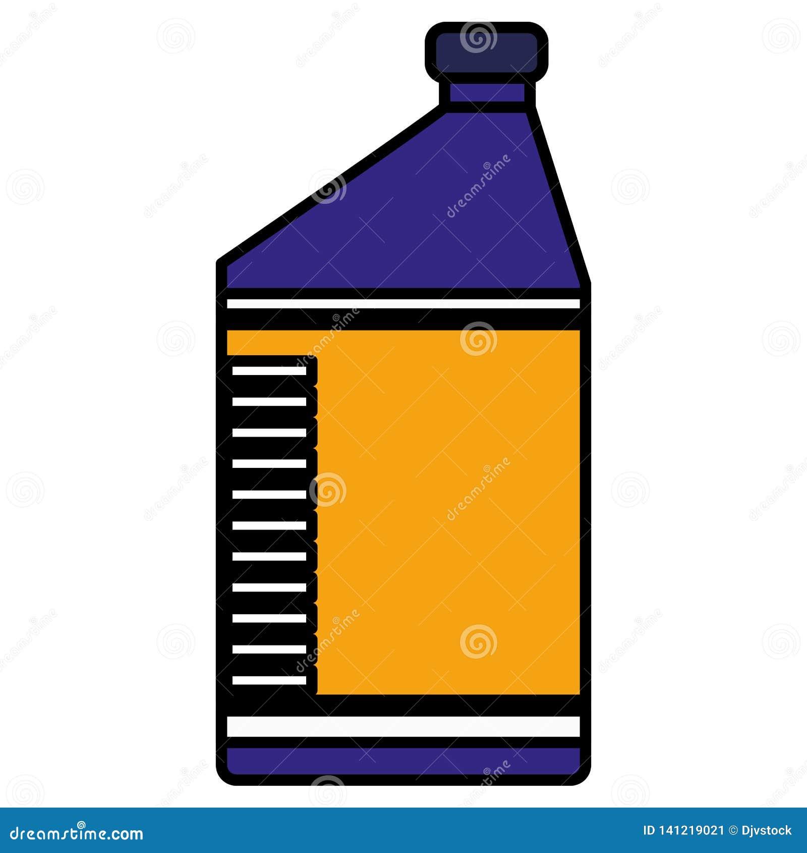 Ölgallonen-Maschinenikone