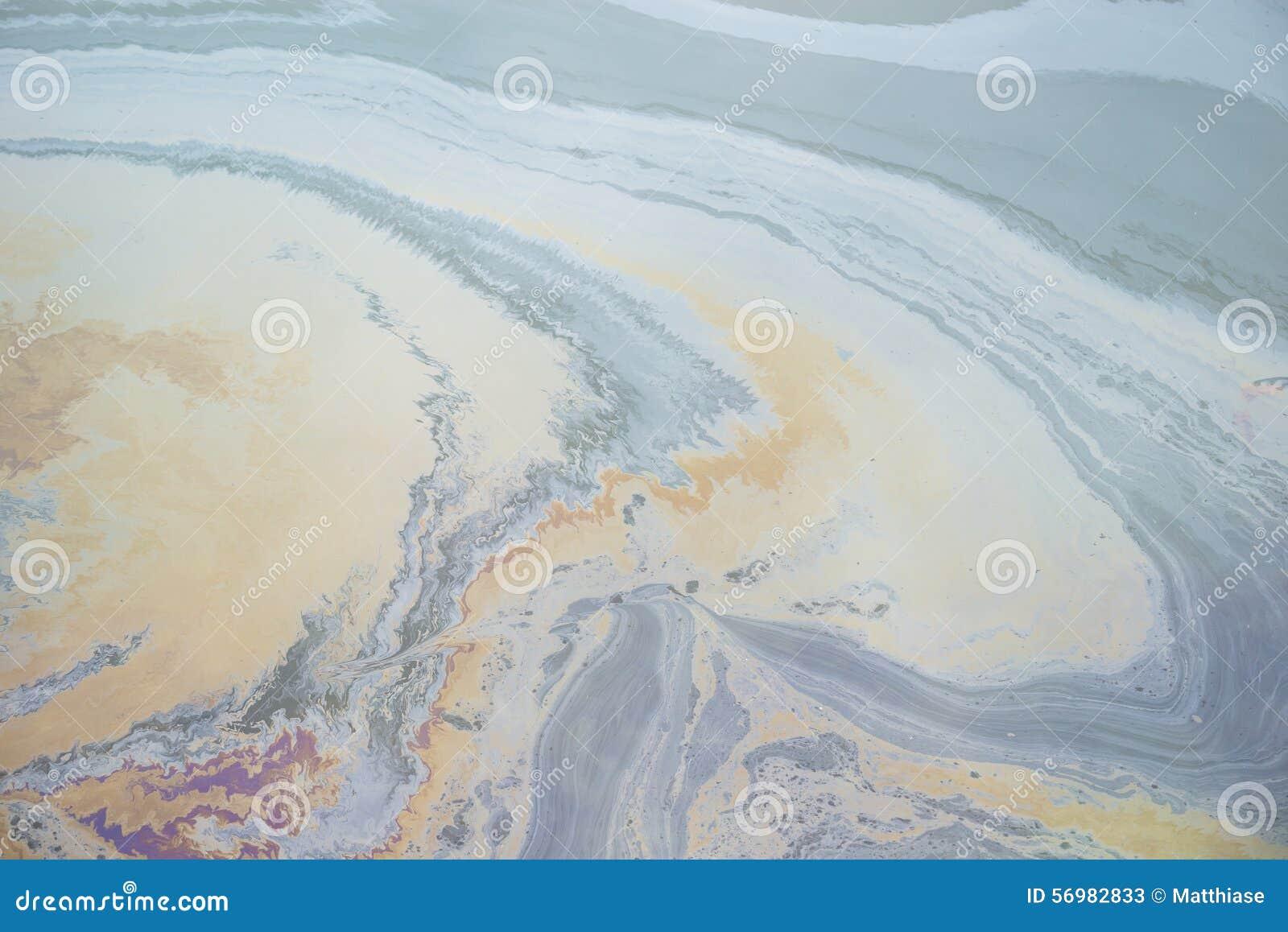 ÖlWasserverschmutzung