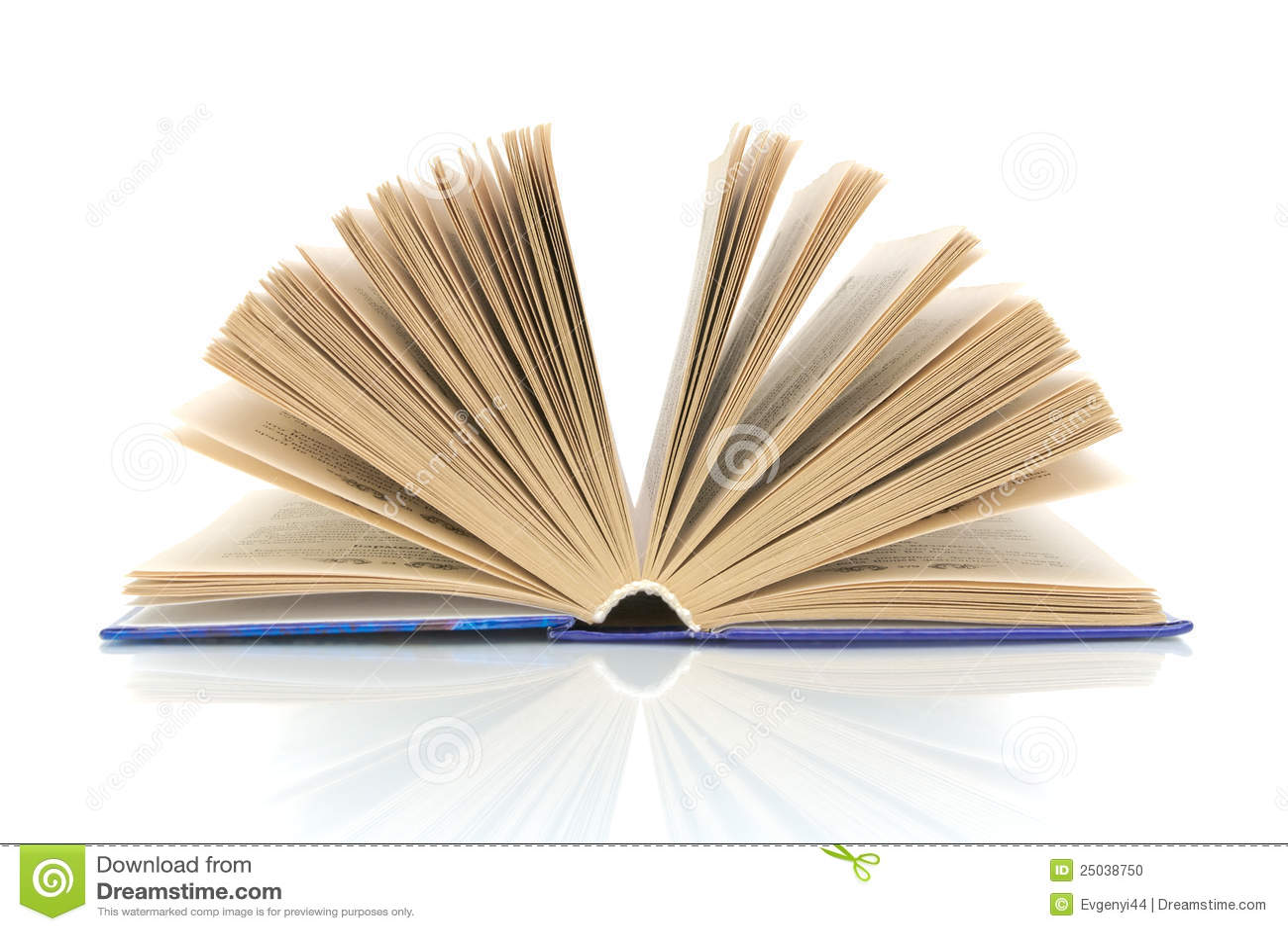 öppet övre för bokclose