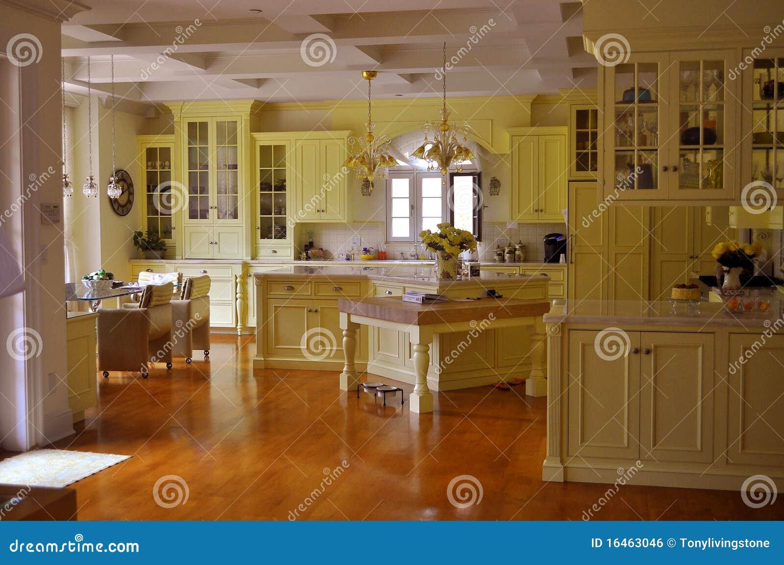 öppet kök