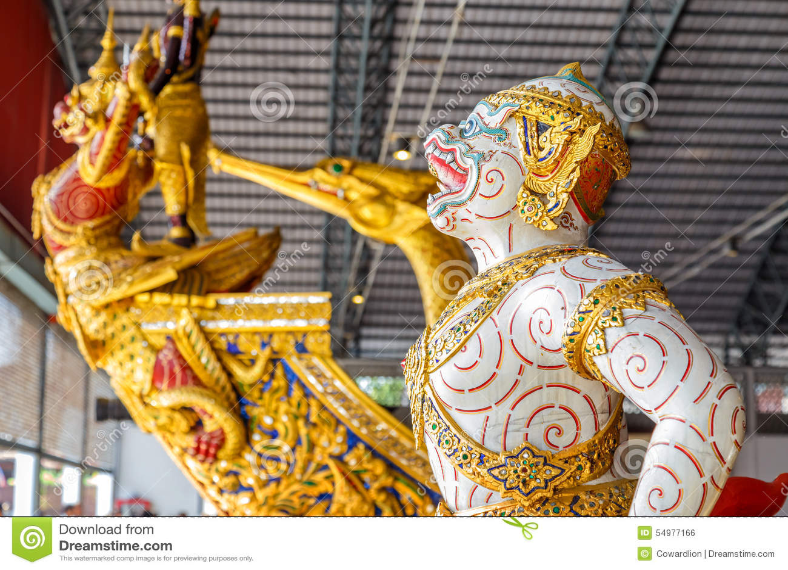 Öppet museum för thailändsk kunglig pråm