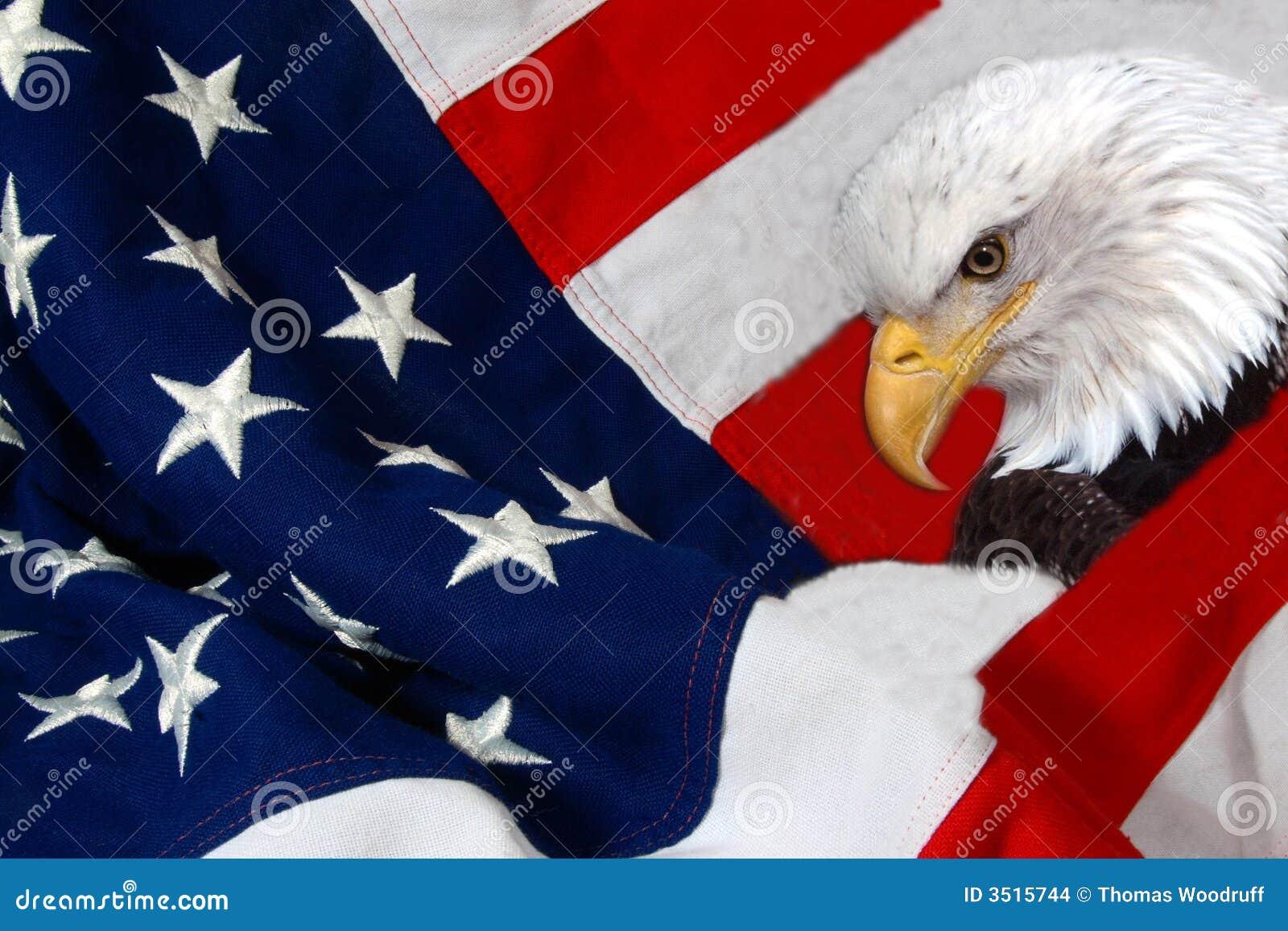 örnflagga