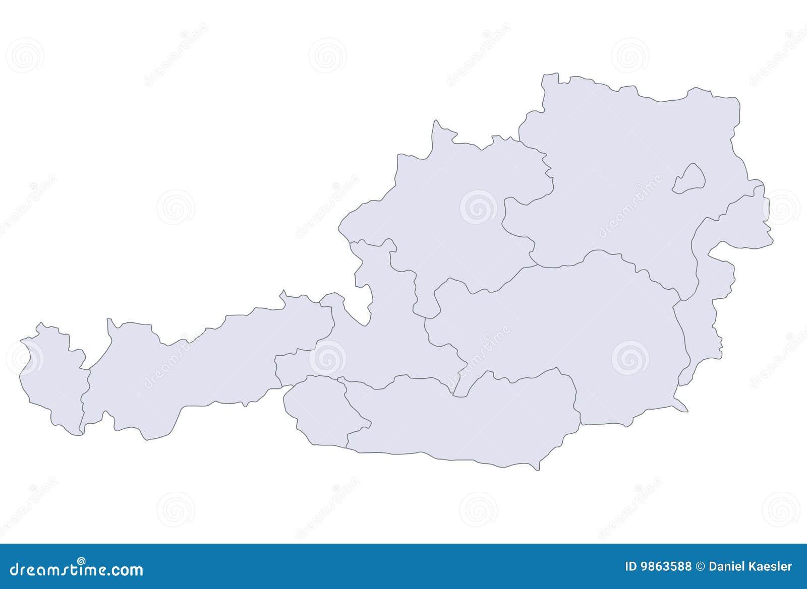Österrike översikt