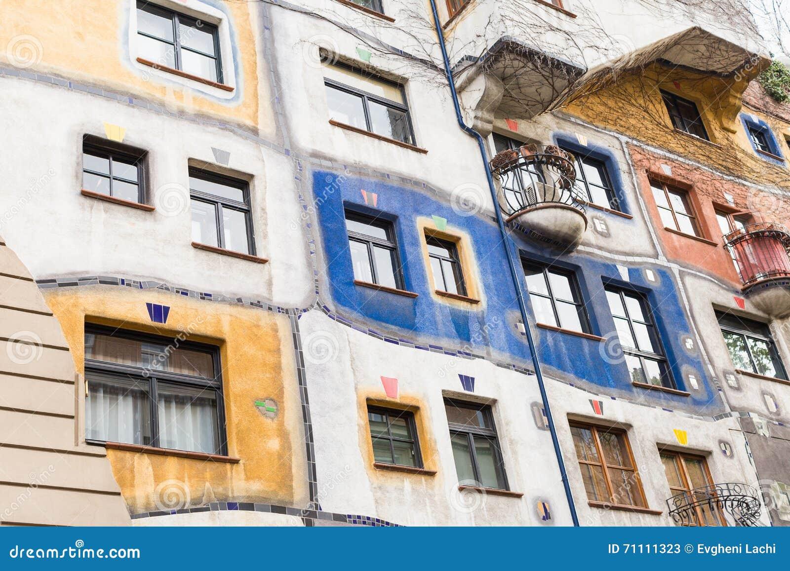 Österrike hushundertwasser vienna