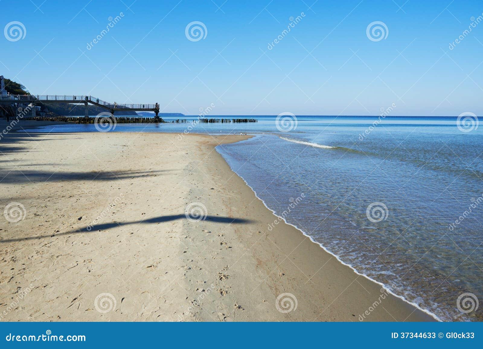 Östersjön strand