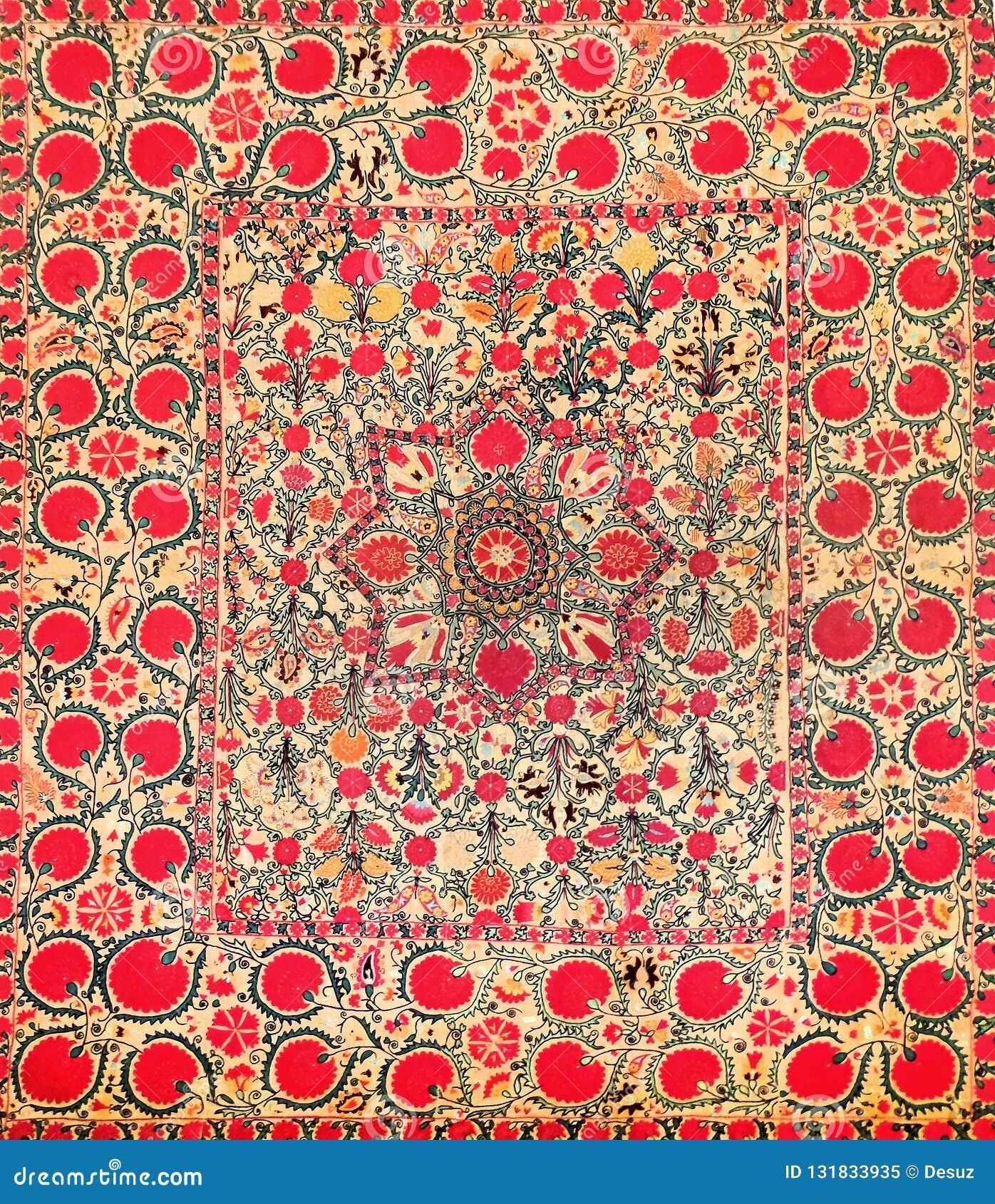Östliches arabisches dekoratives Stickereimuster