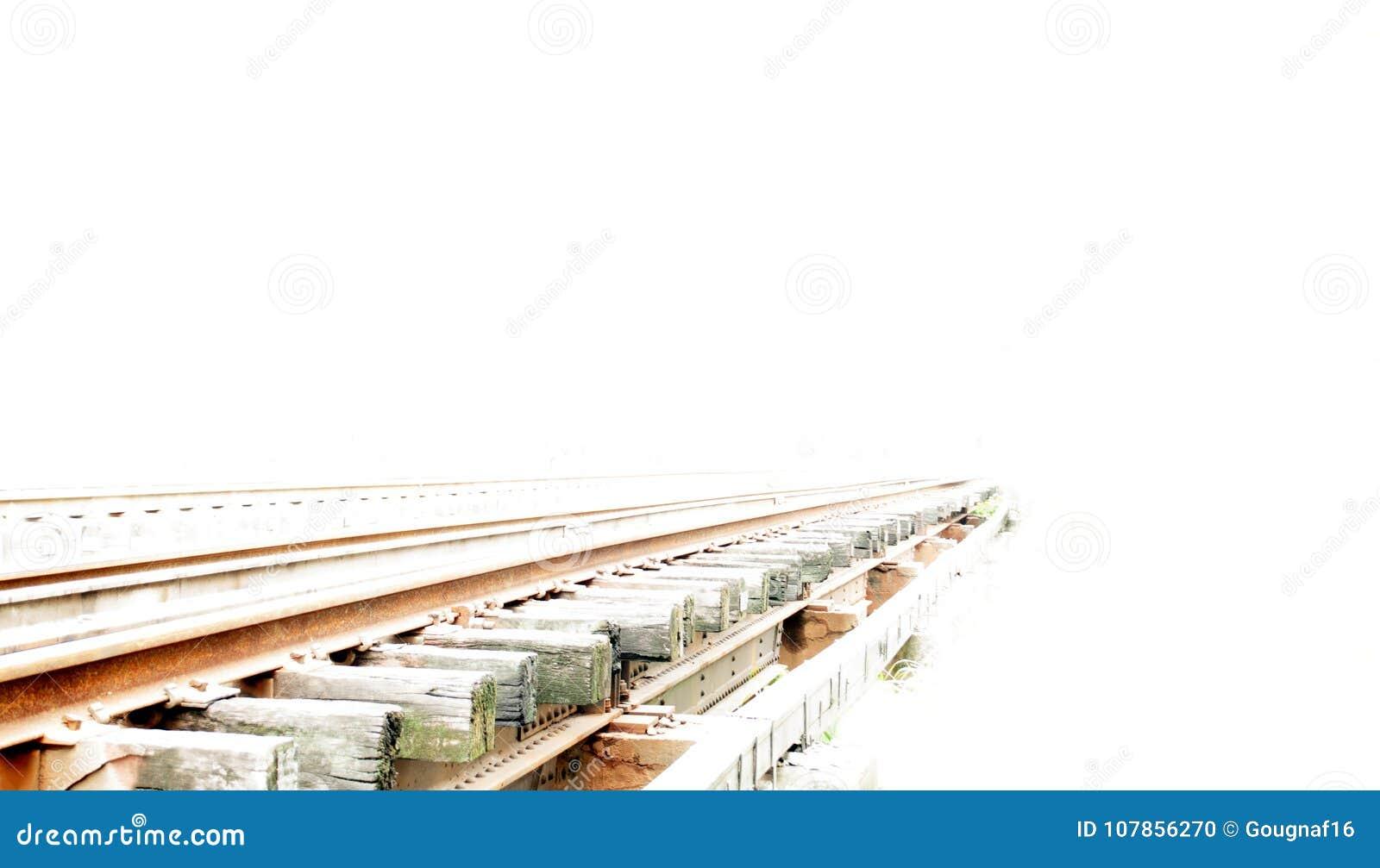 Över den utsatta bron