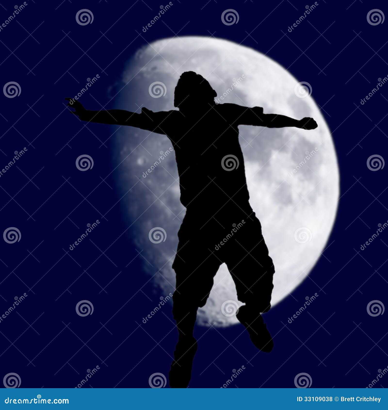 Över måneframgången