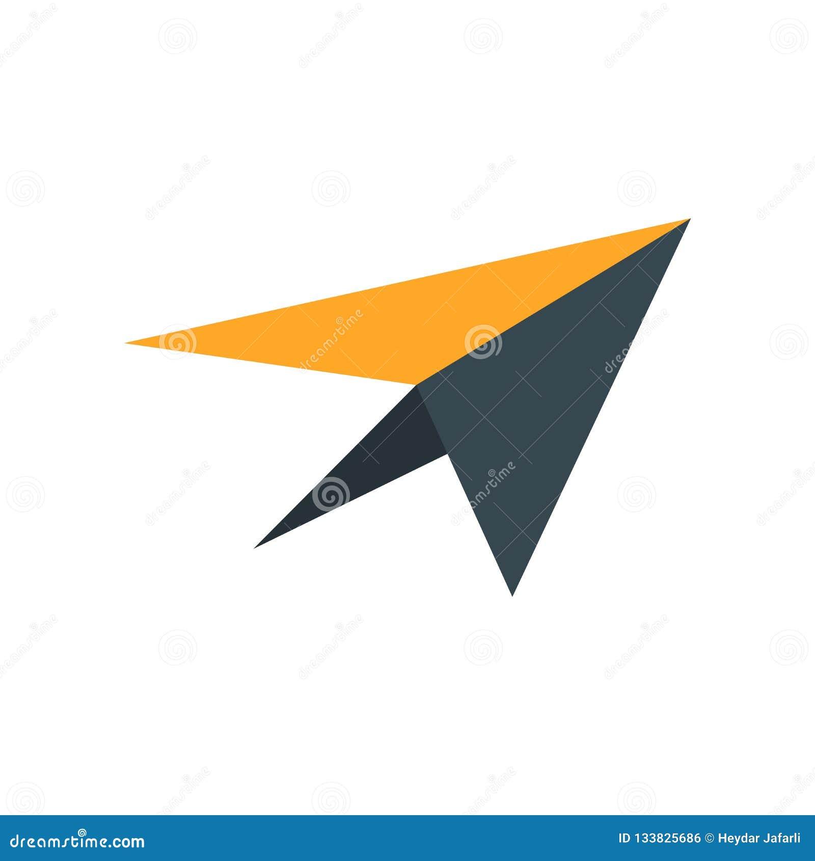Överför symbolsvektortecknet, och symbolet som isoleras på vit bakgrund, överför logobegrepp