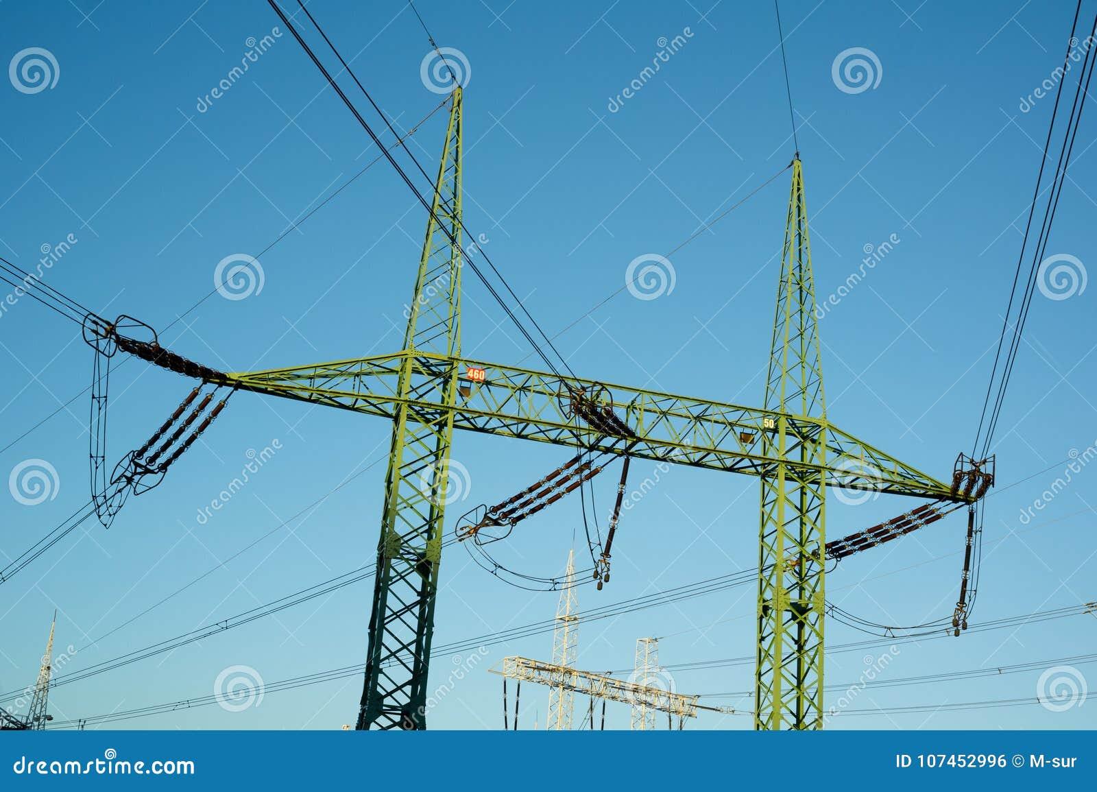Överföring av electricit