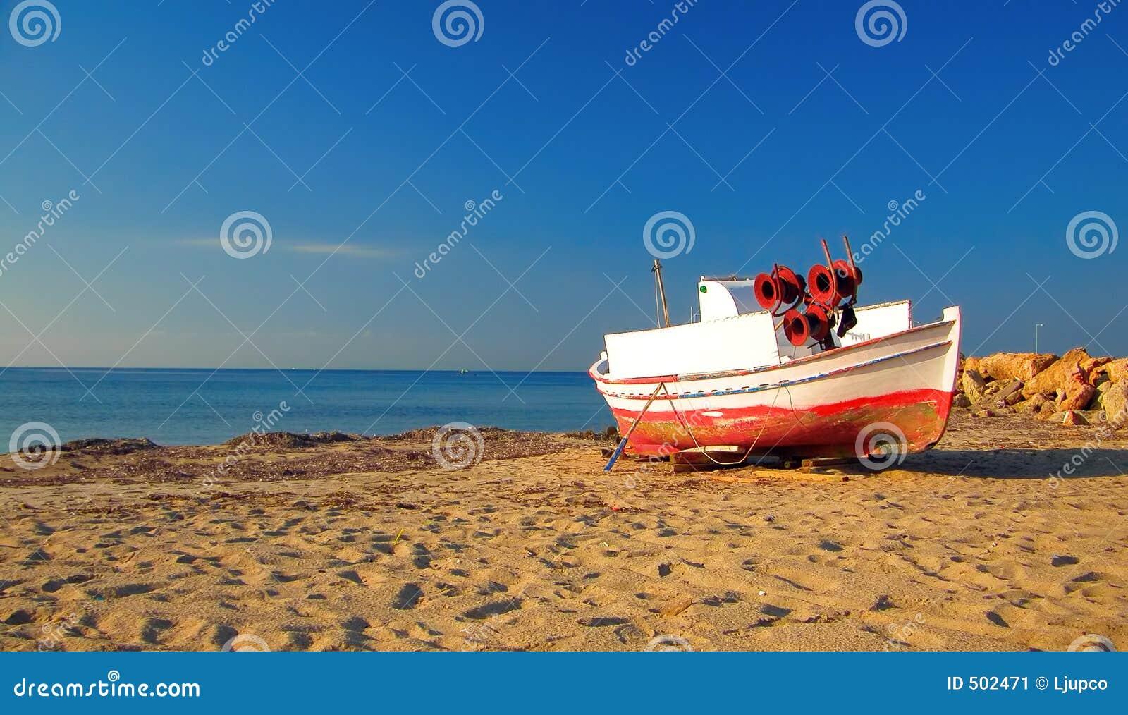 övergiven strandottaship