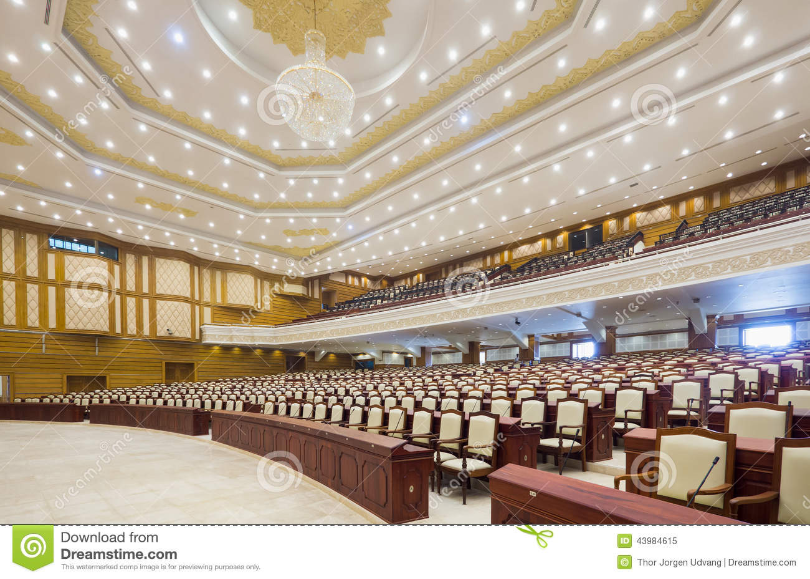 Överhuset på parlamentet av Myanmar