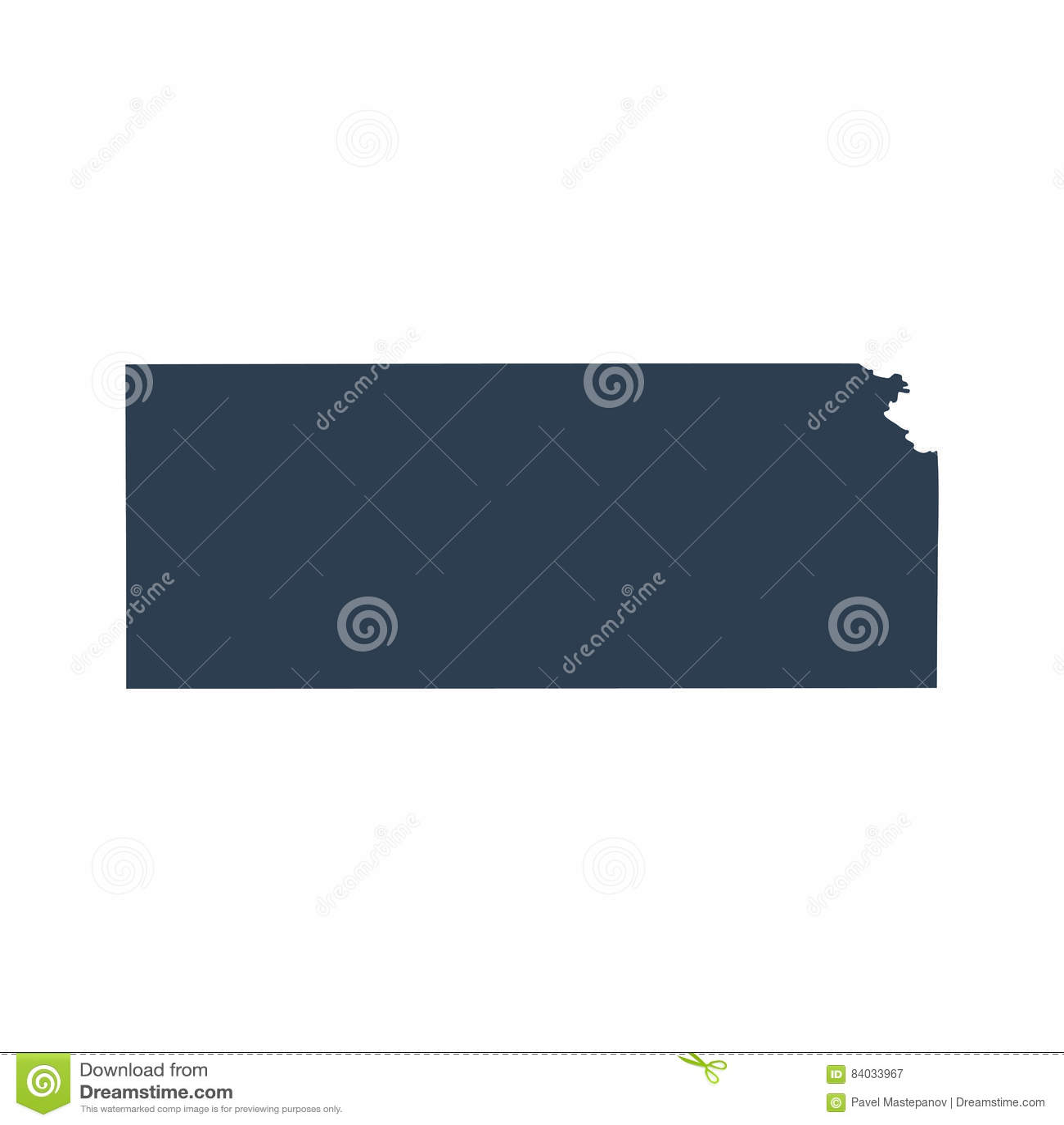 Översikt av Uen S statliga Kansas